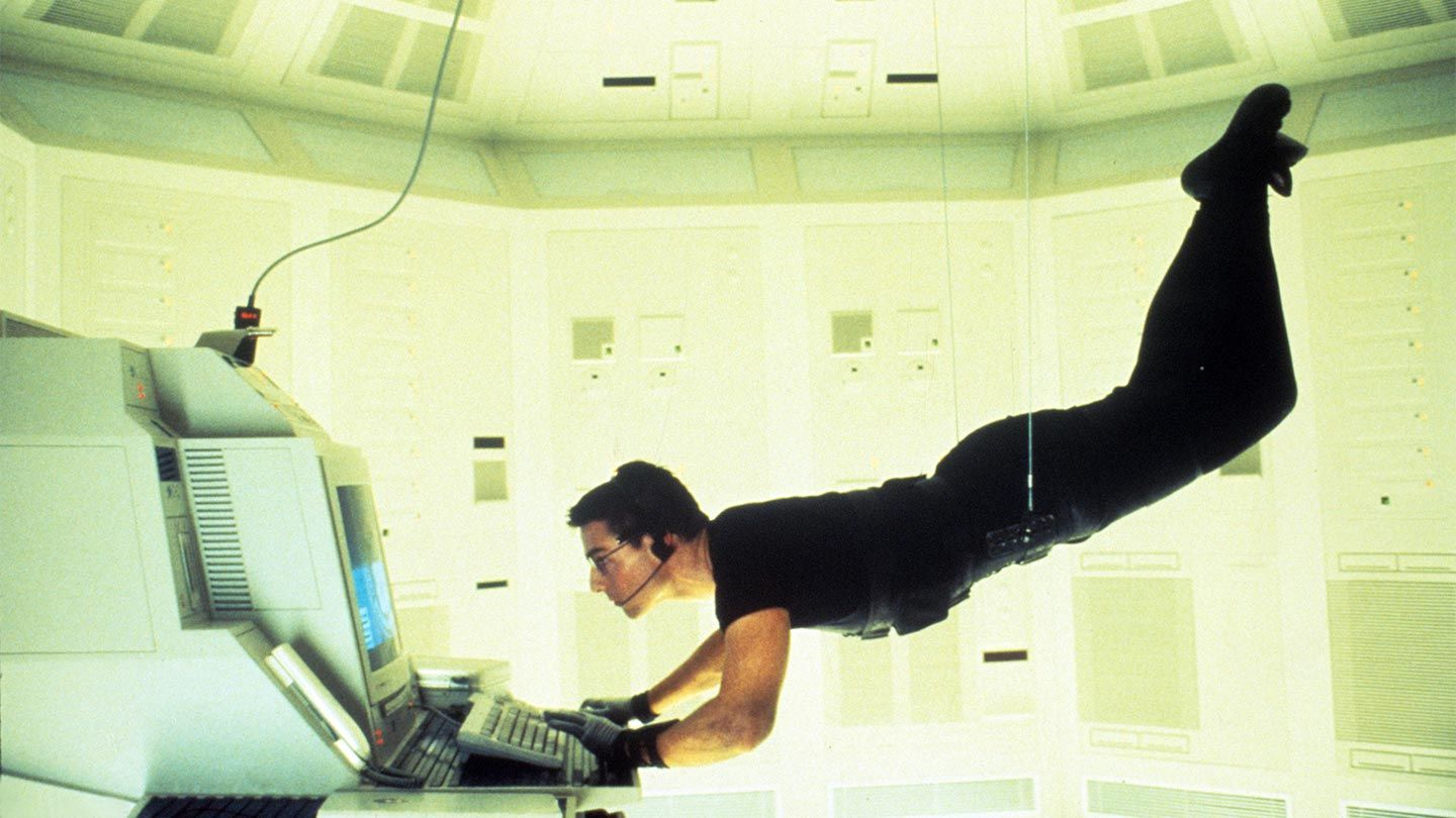 Noovie 9: The Best Bond-Influenced Spy Thrillers: Mission: Impossible