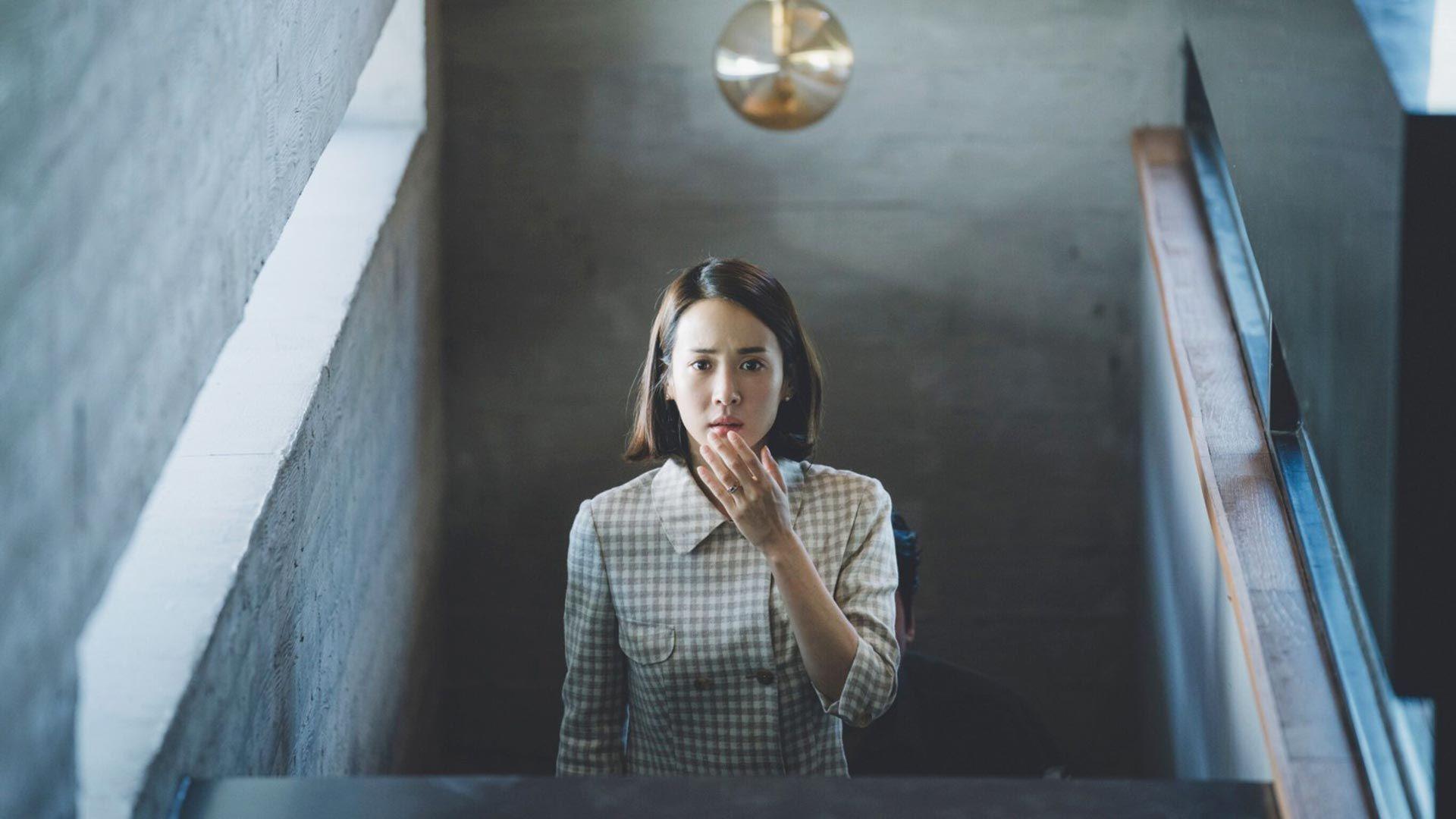 """JO Yeo-jeong in """"Parasite."""""""