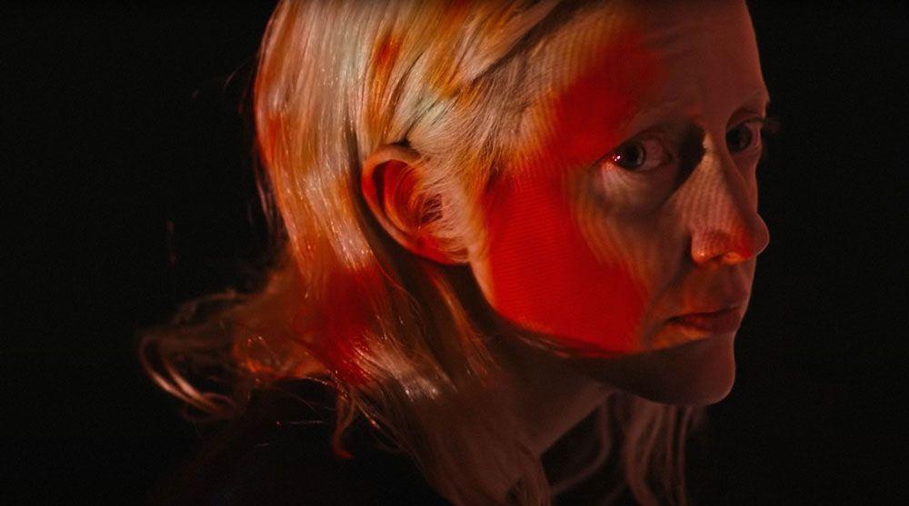 """Andrea Riseborough in """"Possessor Uncut."""""""