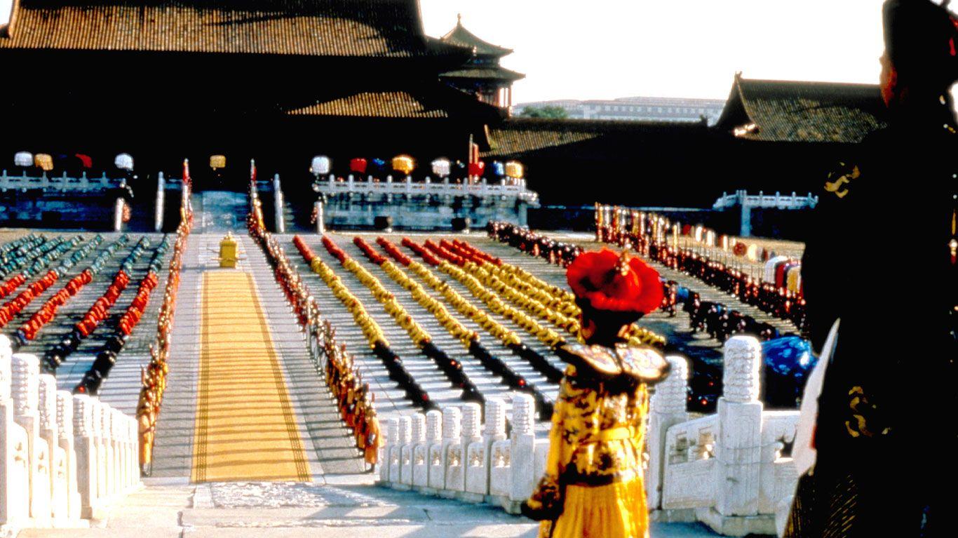 "Richard Vuu in ""The Last Emperor."""