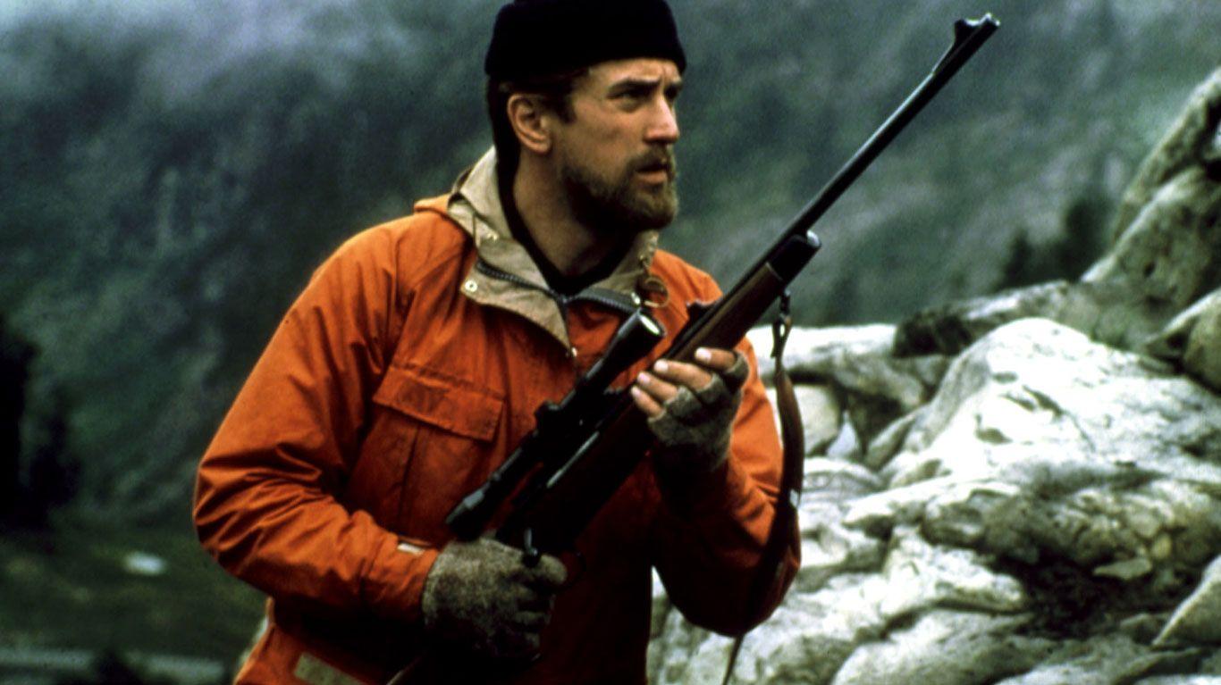 """Robert De Niro in """"The Deer Hunter."""""""