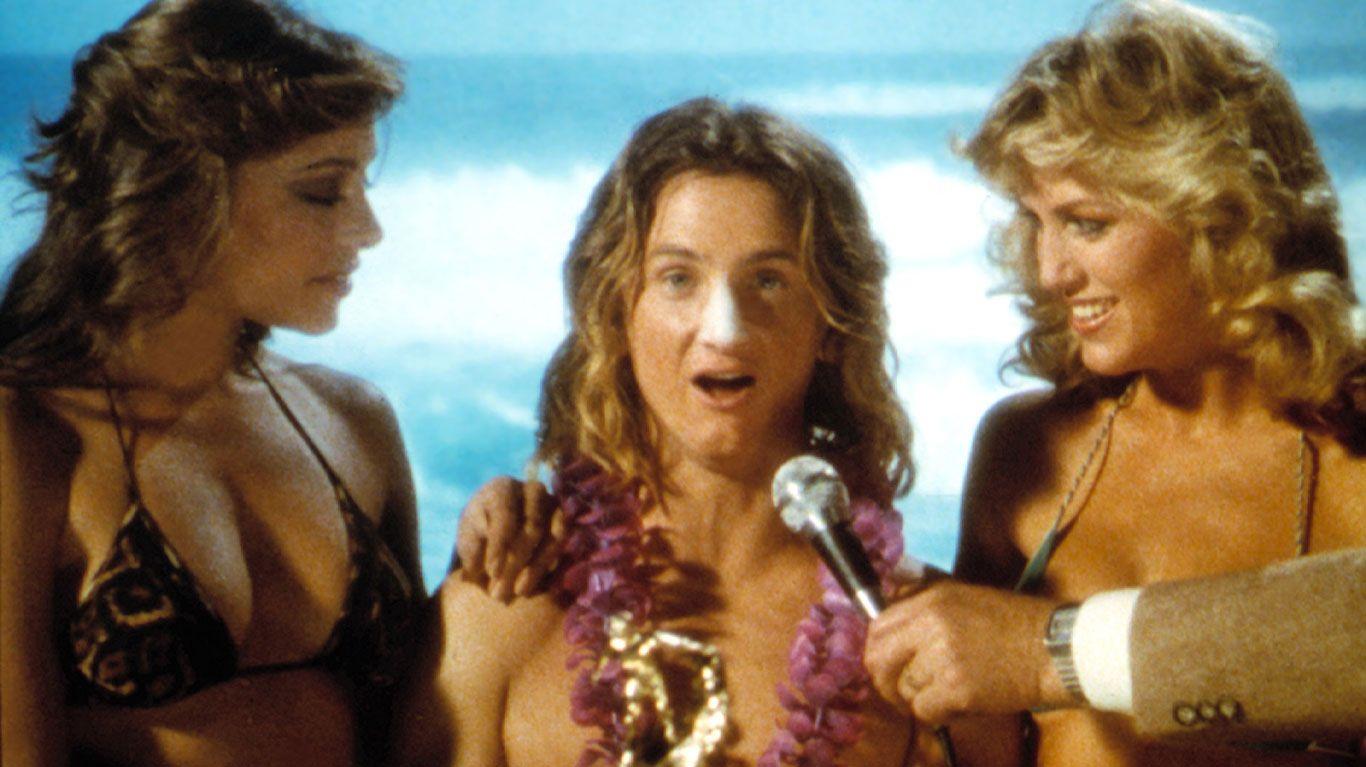 "Sean Penn in ""Fast Times at Ridgemont High."""