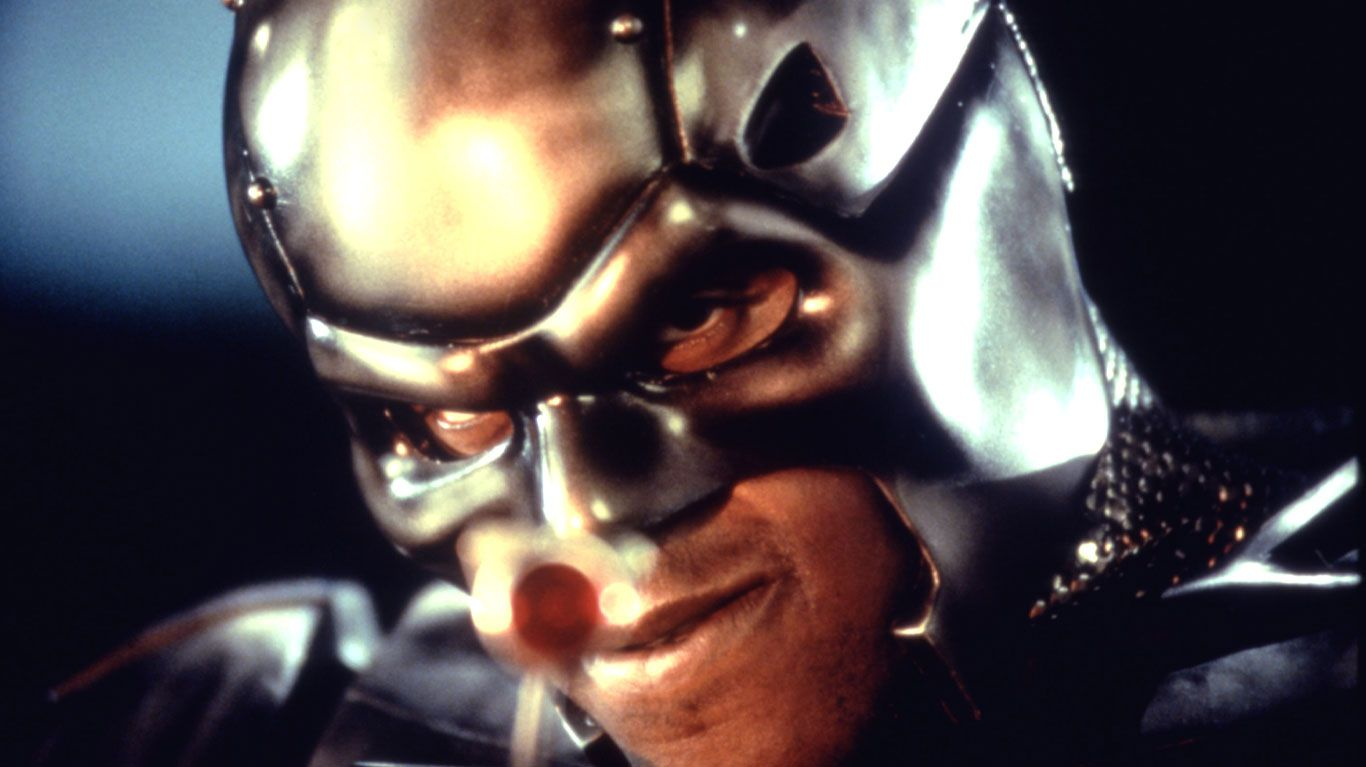 """Shaquille O'Neal in """"Steel."""""""
