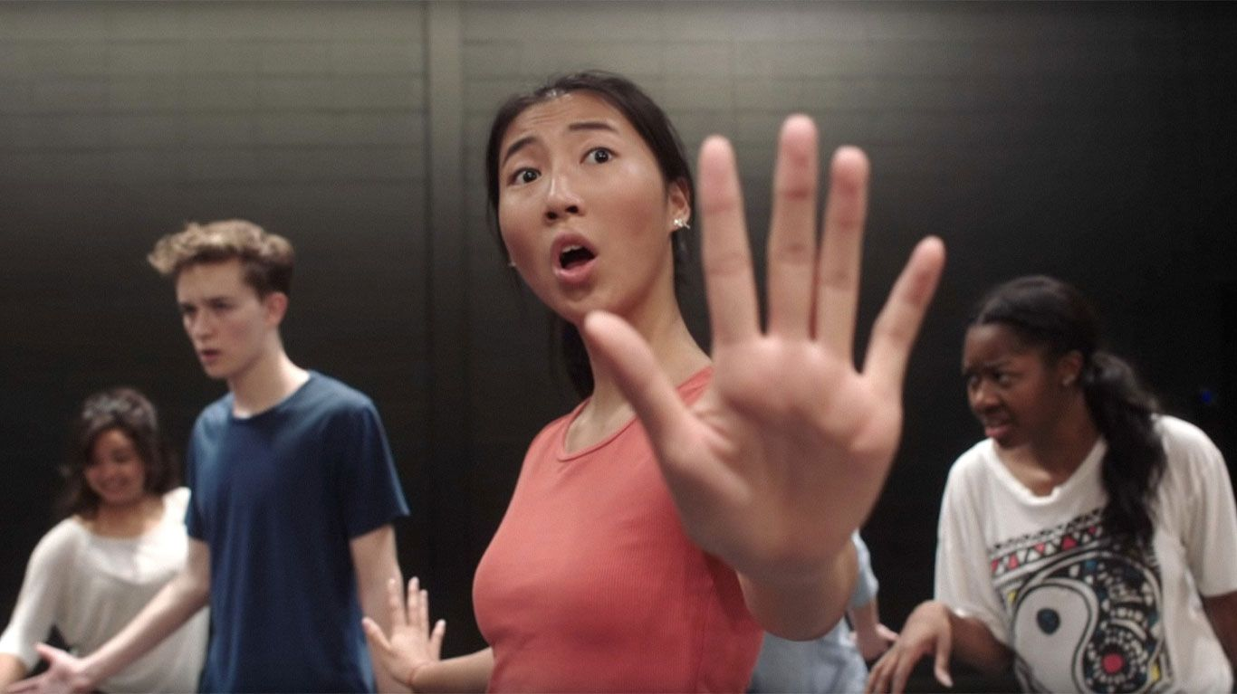 "Shirley Chen in ""Beast Beast."""