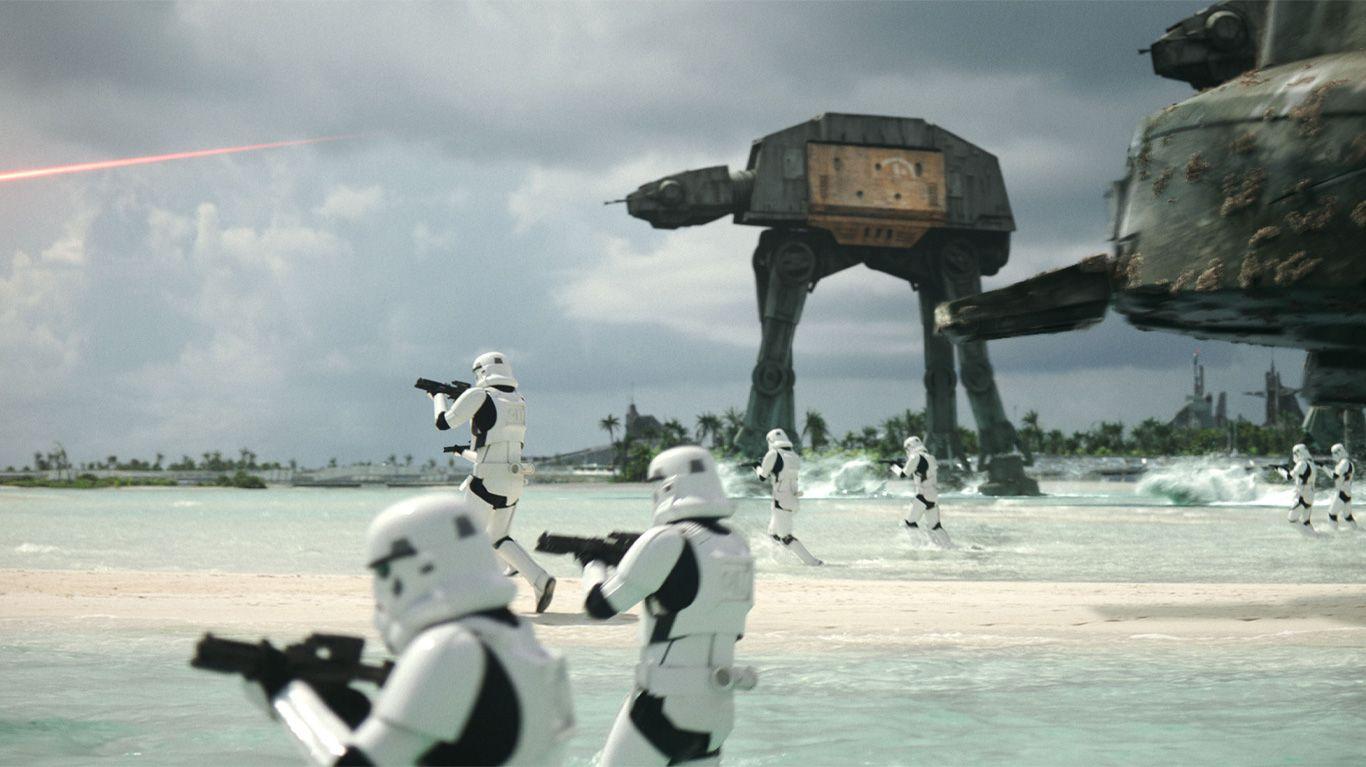 © Walt Disney Studios Motion Pictures / Lucasfilm Ltd. / Courtesy Everett Collection