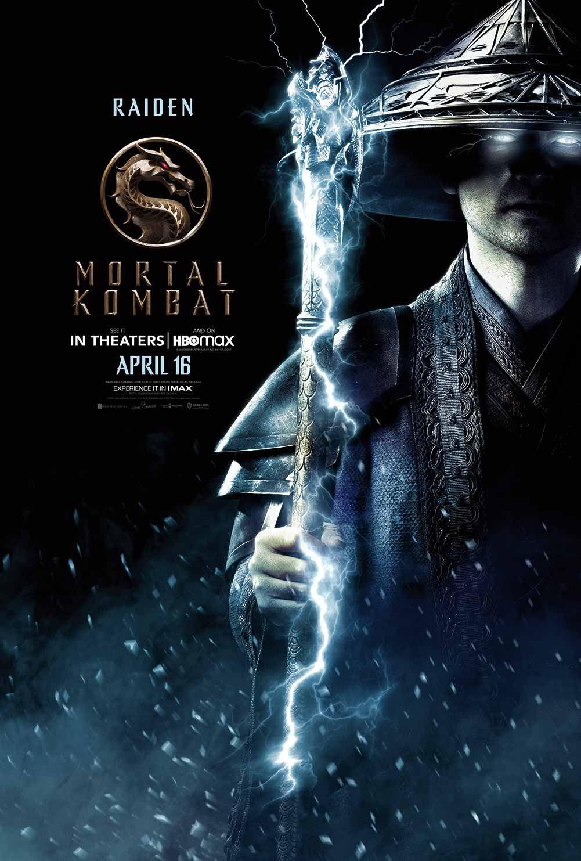 "Tadanobu Asano as Raiden in ""Mortal Kombat."" © Warner Bros."