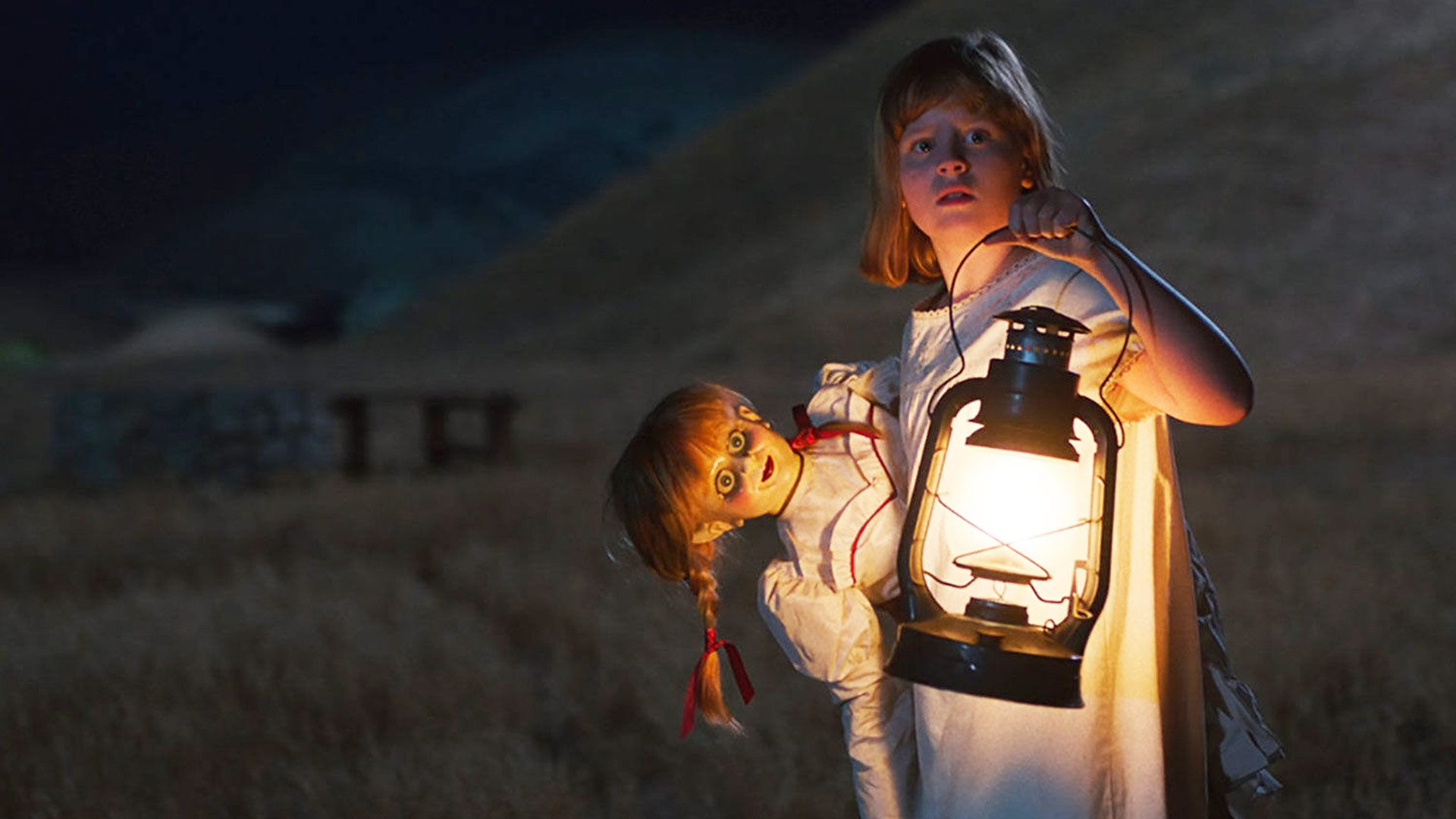 The Conjuring Movies in Order: Annabelle: Creation