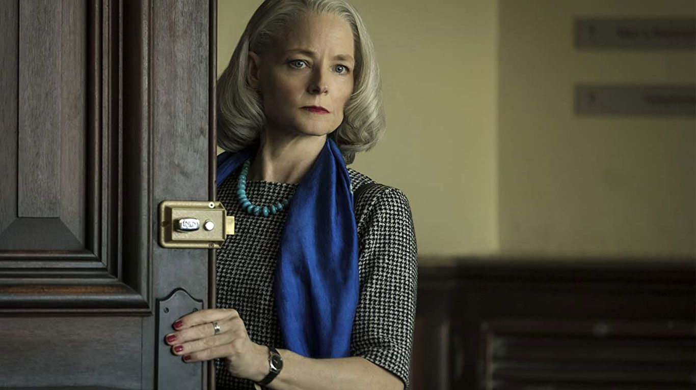 """Jodie Foster in """"The Mauritanian."""""""