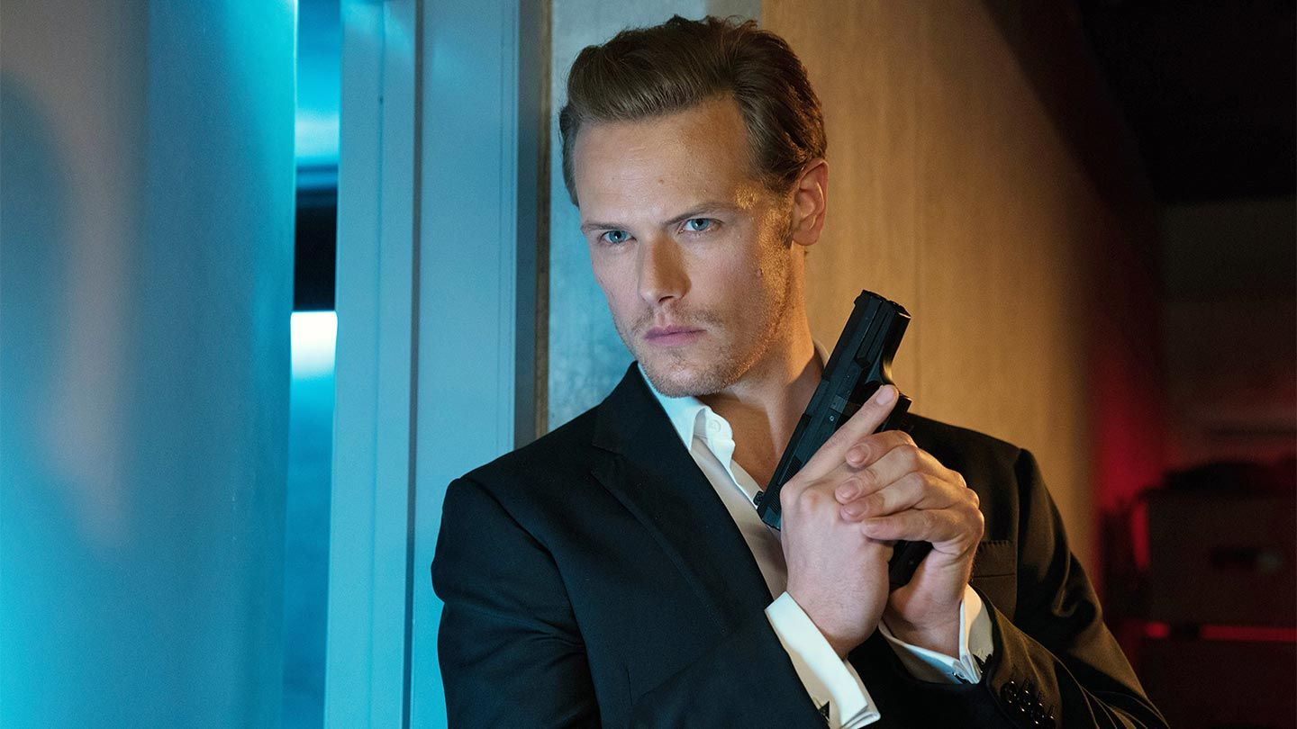 The Top 10 Bond Replacements: Sam Heughan