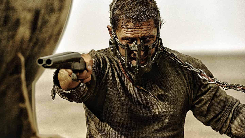 Tom Hardy Movies - Mad Max: Fury Road