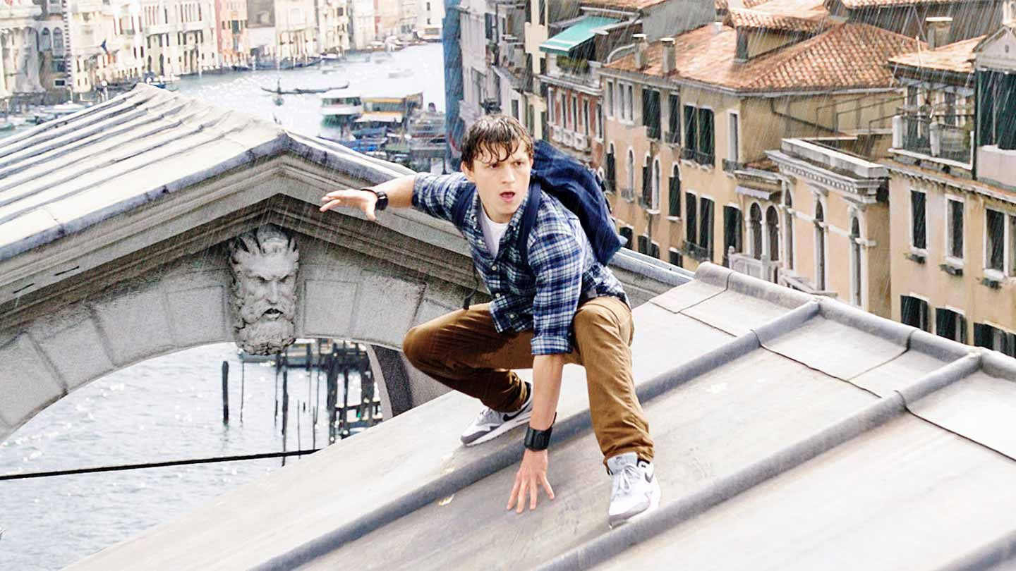 Tom Holland Movies: Spider-Man: Far From Home