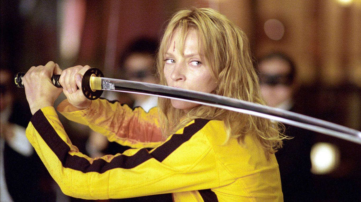 """Uma Thurman in """"Kill Bill, Vol. 1."""""""