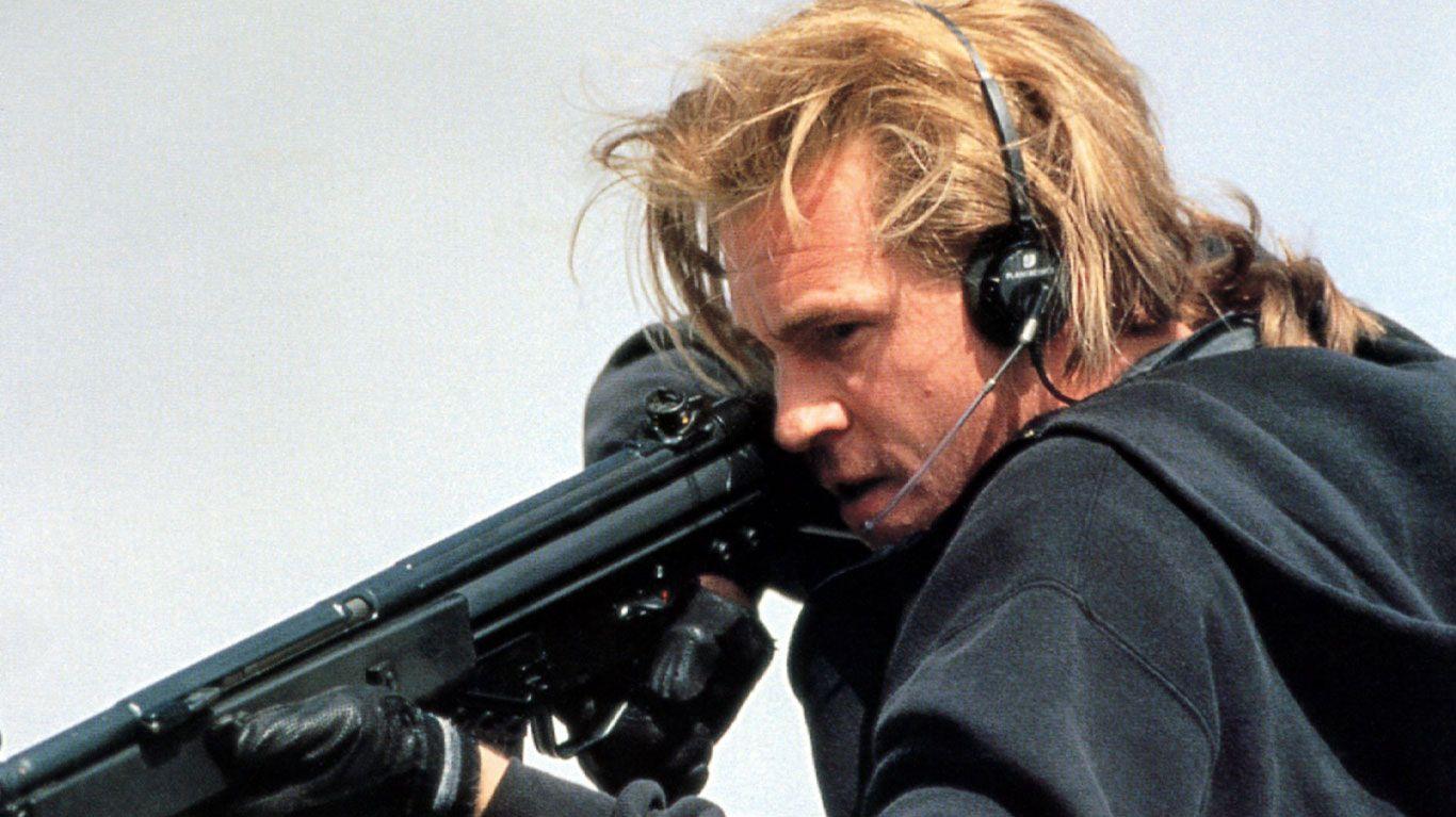 """Val Kilmer in """"Heat."""""""