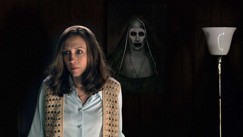"Vera Farmiga in ""The Conjuring 2."""