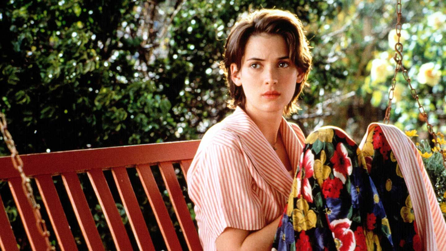 """Winona Ryder in """"How to Make an American Quilt."""""""