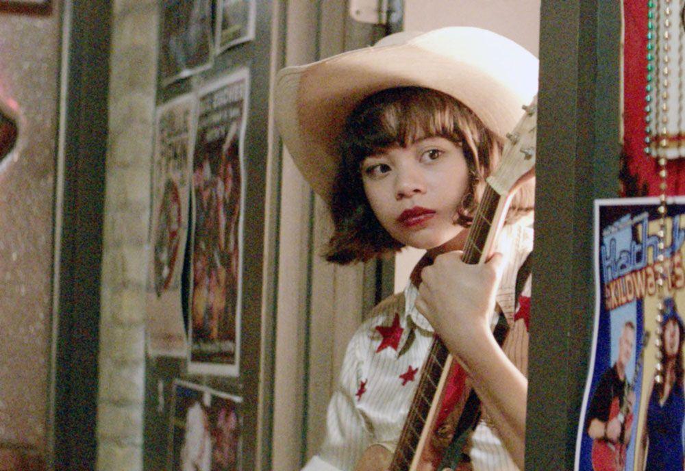 "Eva Noblezada in ""Yellow Rose."""