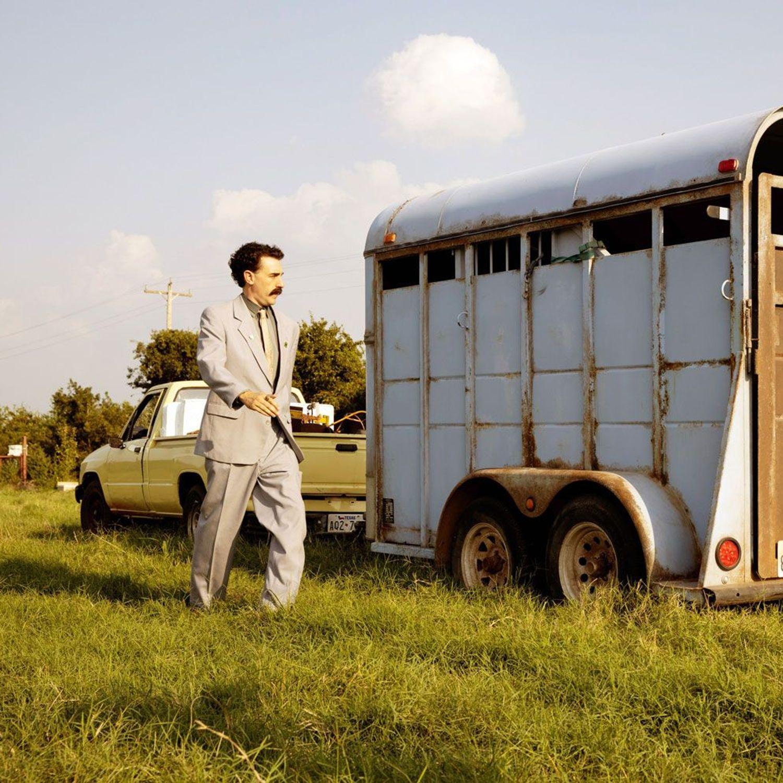 "Sacha Baron Cohen in ""Borat Subsequent Moviefilm."""
