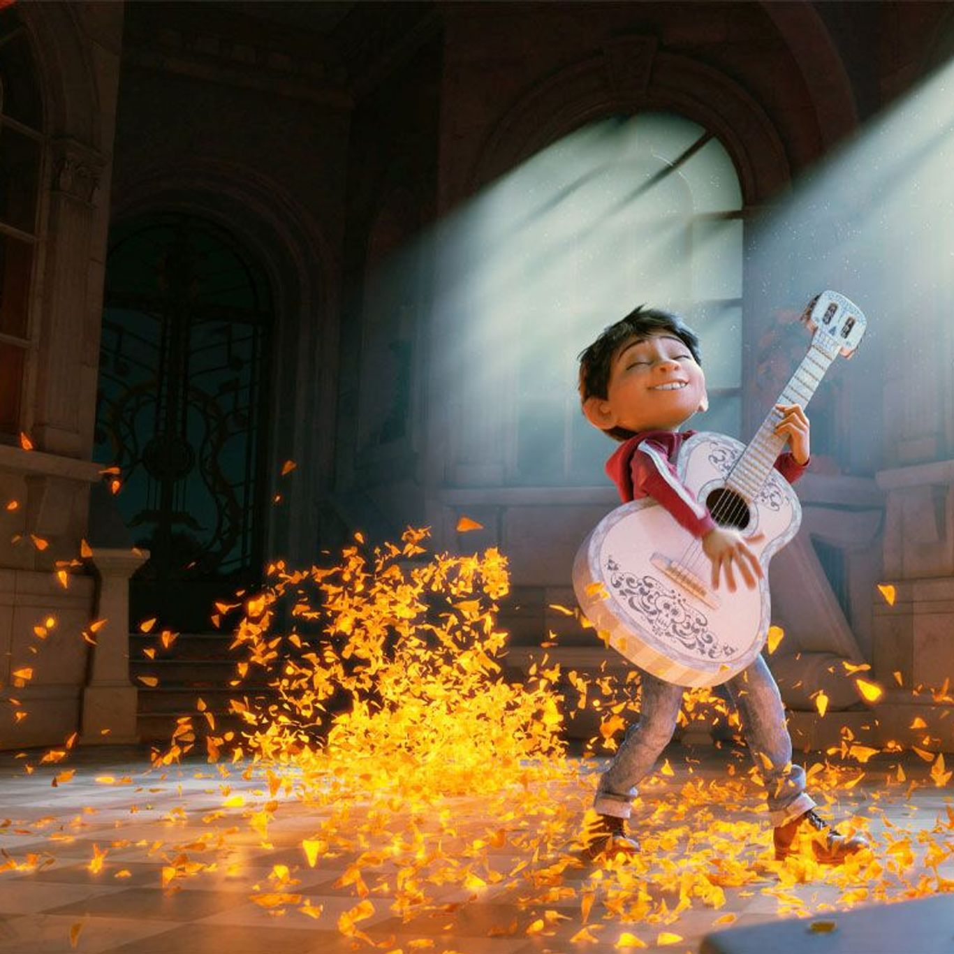 """Pixar Movies Ranked - Anthony Gonzalez lends his voice in """"Coco."""""""