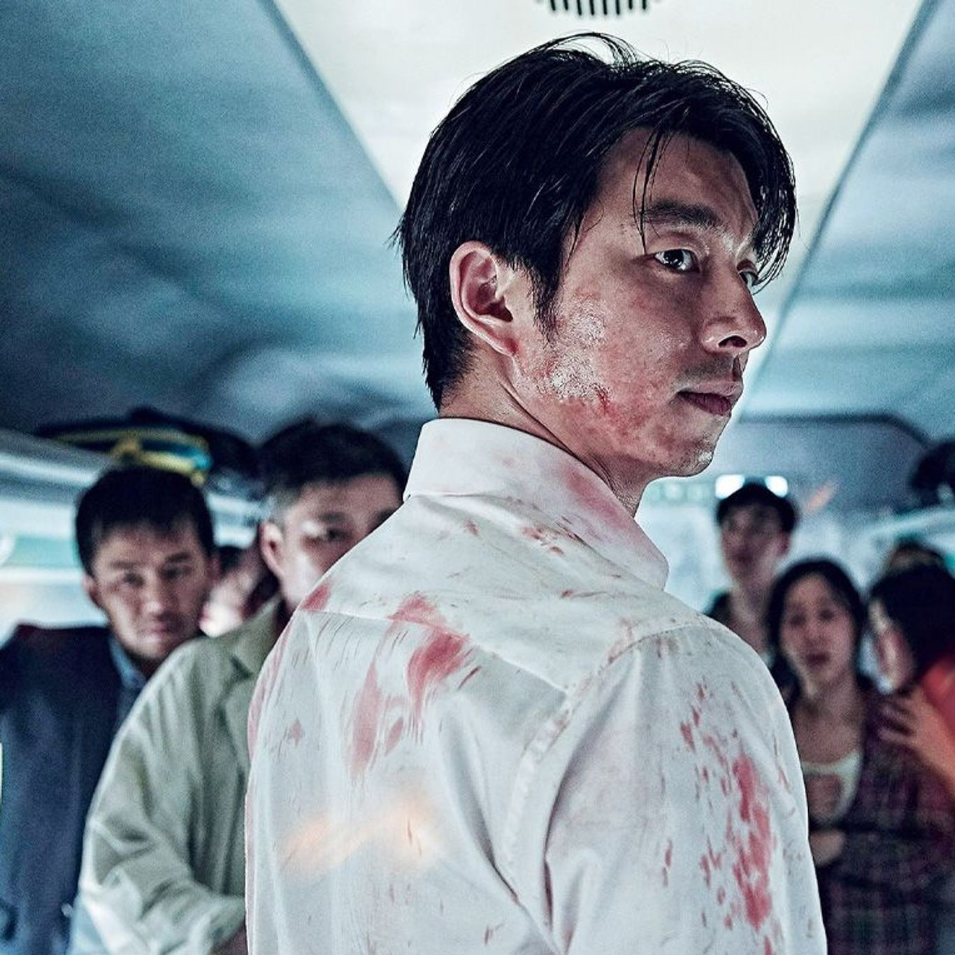 """Movies After Squid Game - Gong Yoo in """"Train to Busan"""""""