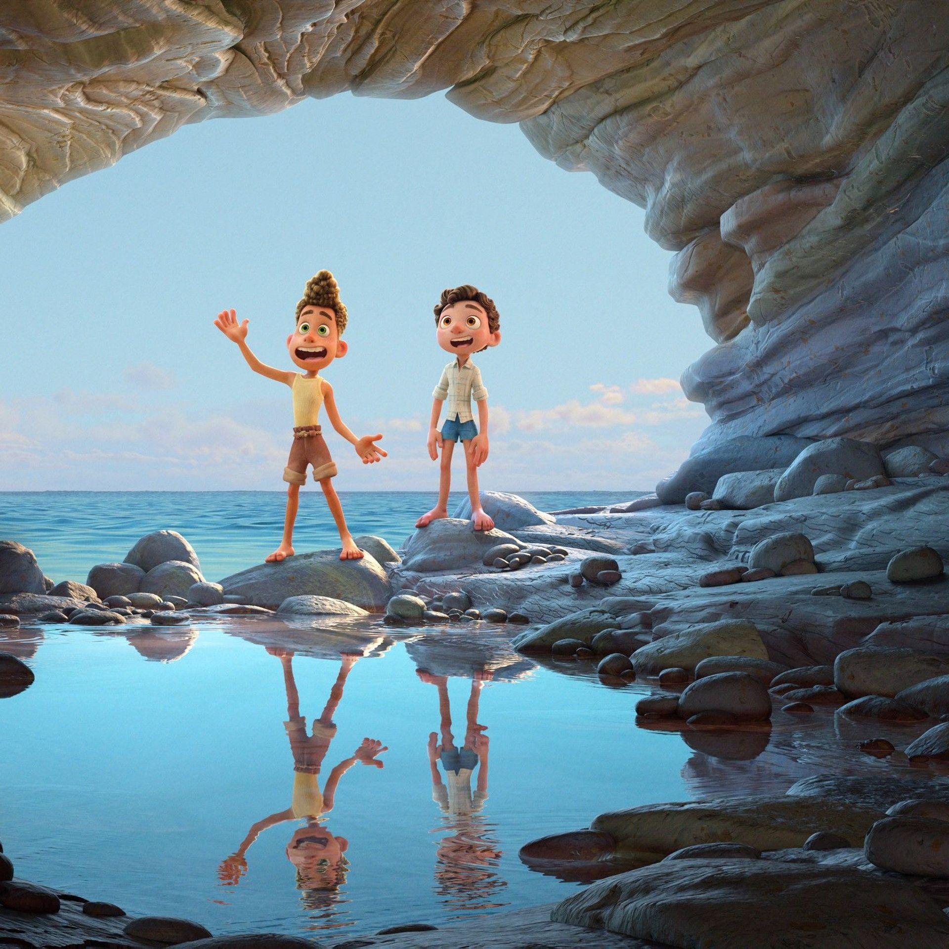 "Pixar Movies Ranked - ""Luca"""