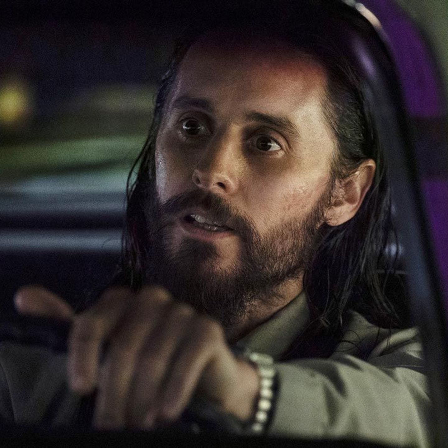 """Jared Leto in """"The Little Things."""""""