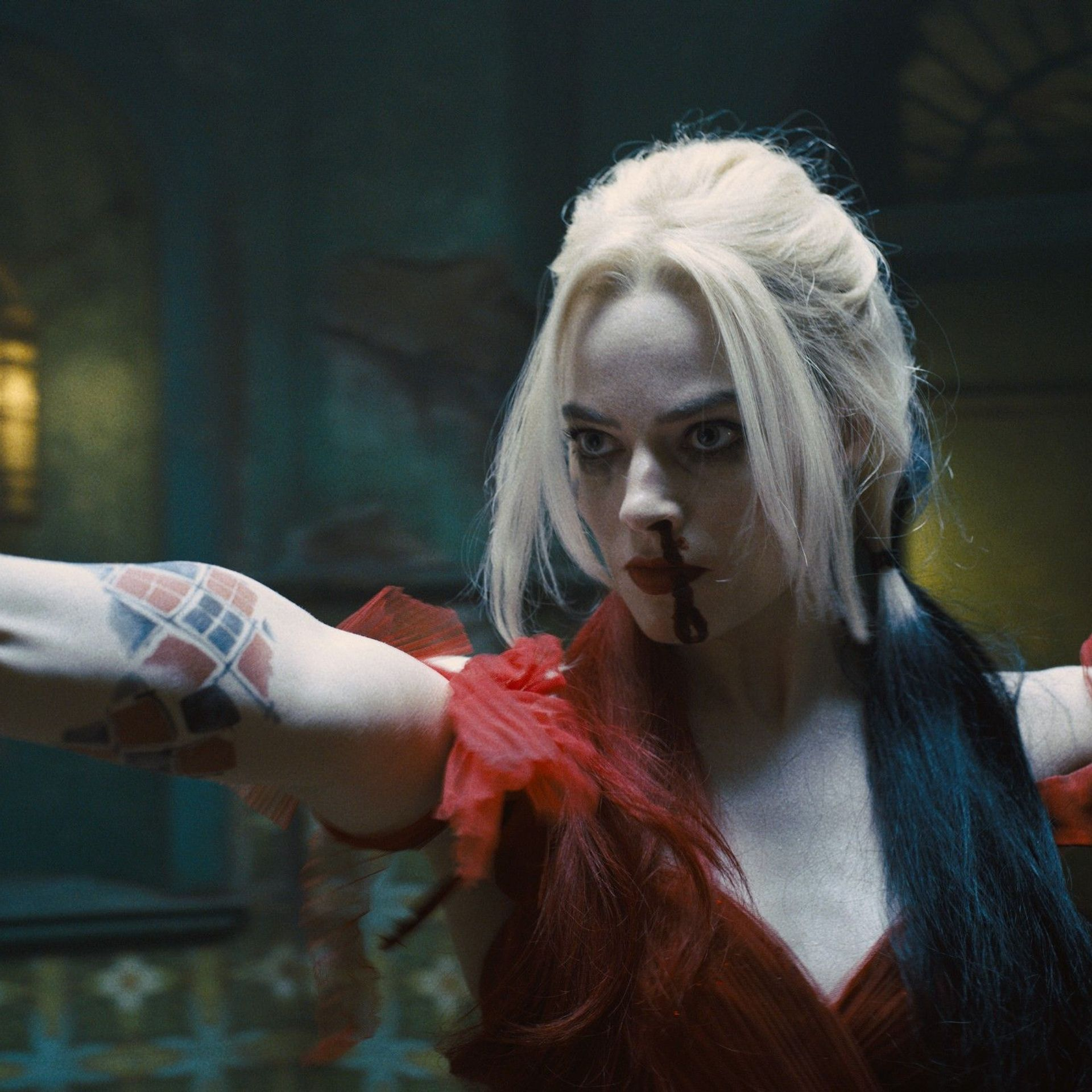 """Box Office - Margot Robbie in """"The Suicide Squad"""""""