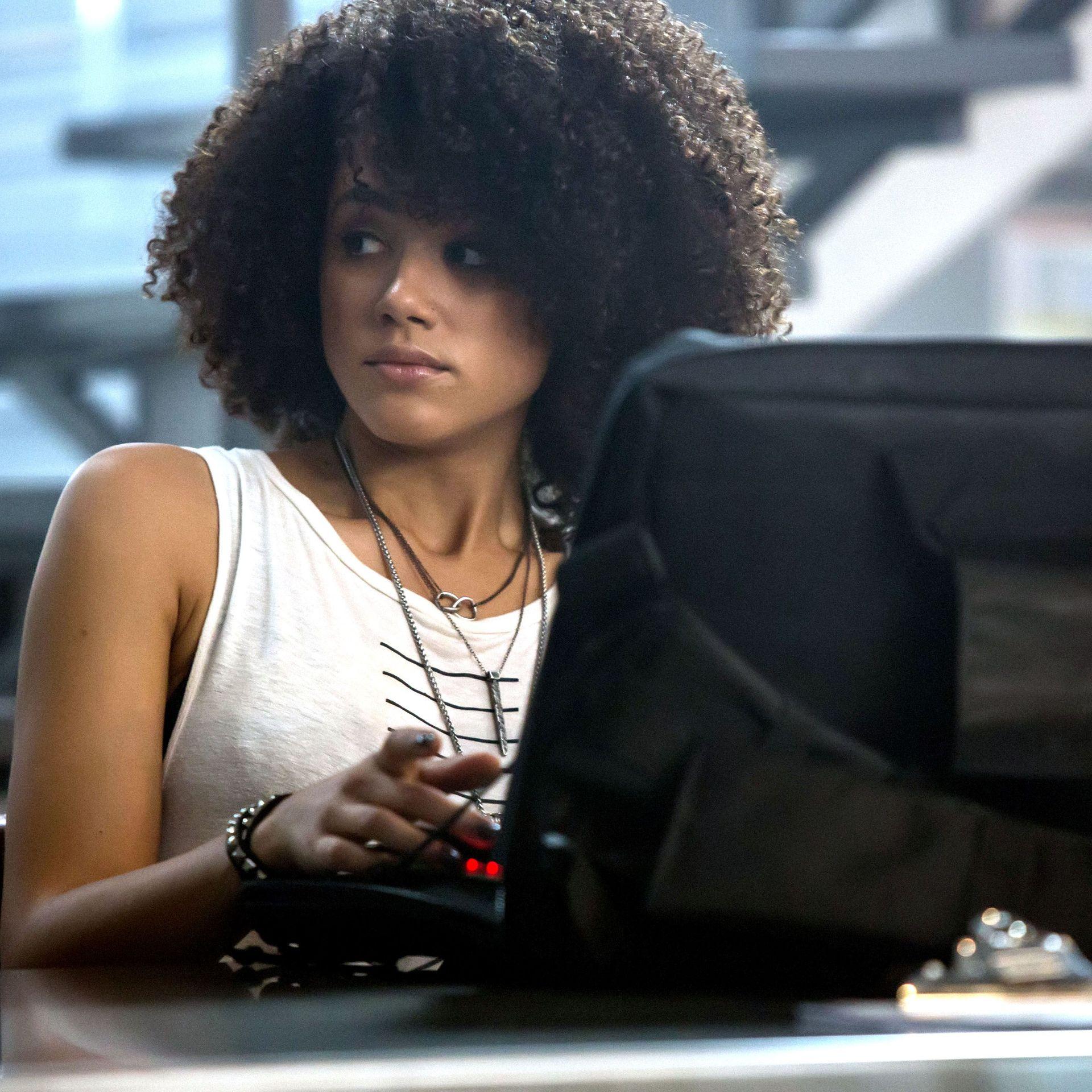 Nathalie Emmanuel F9 Cast Connections