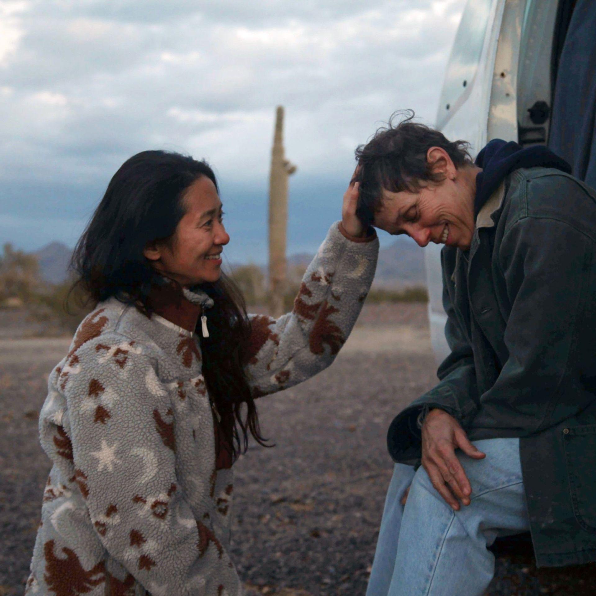 Nomadland AAPI Heritage Month Chloe Zhao Frances McDormand