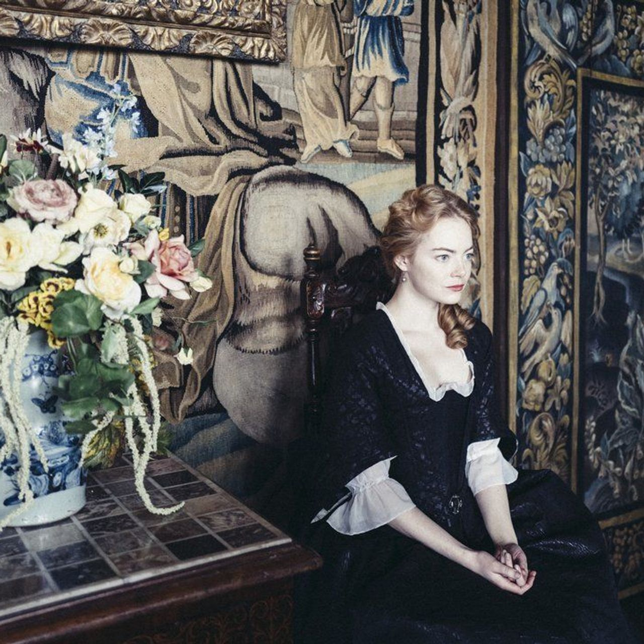 """Indie Movies 2018 - Emma Stone in """"The Favourite."""""""