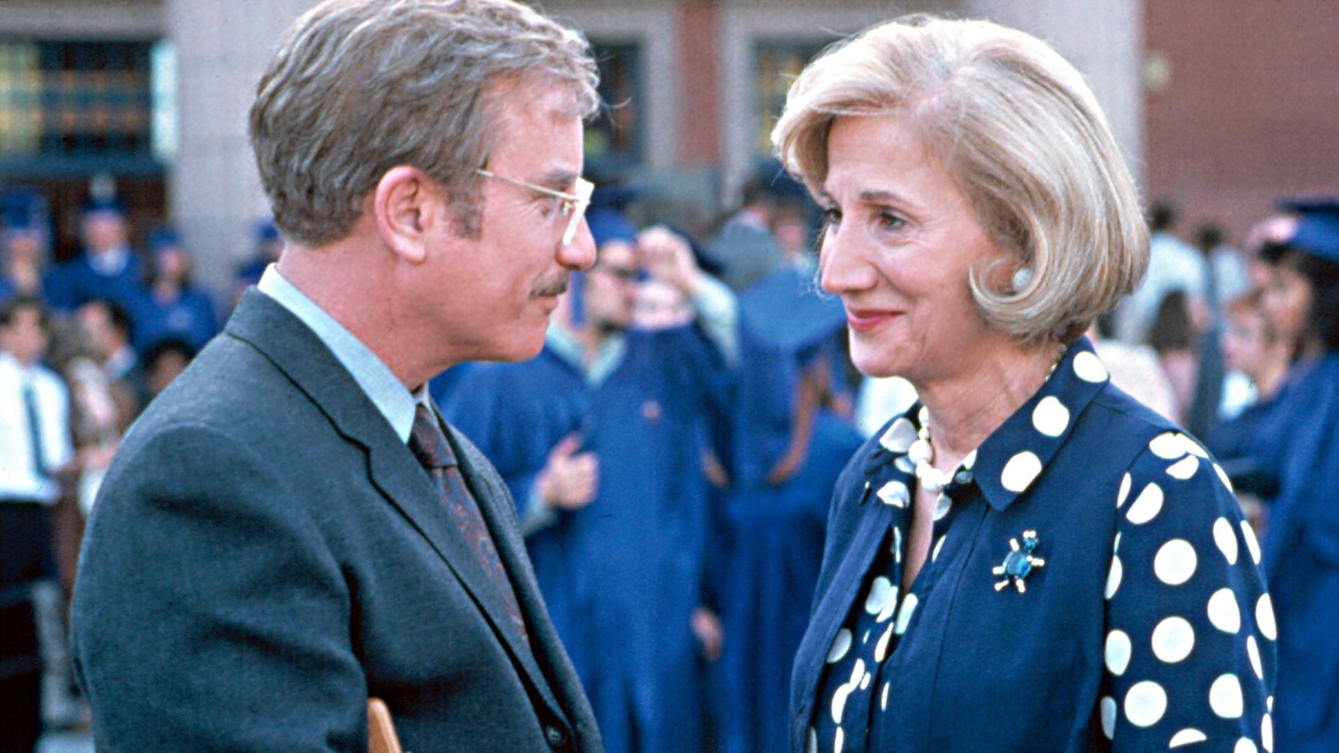 MR. HOLLAND'S OPUS, Richard Dreyfuss, Olympia Dukakis, 1995.