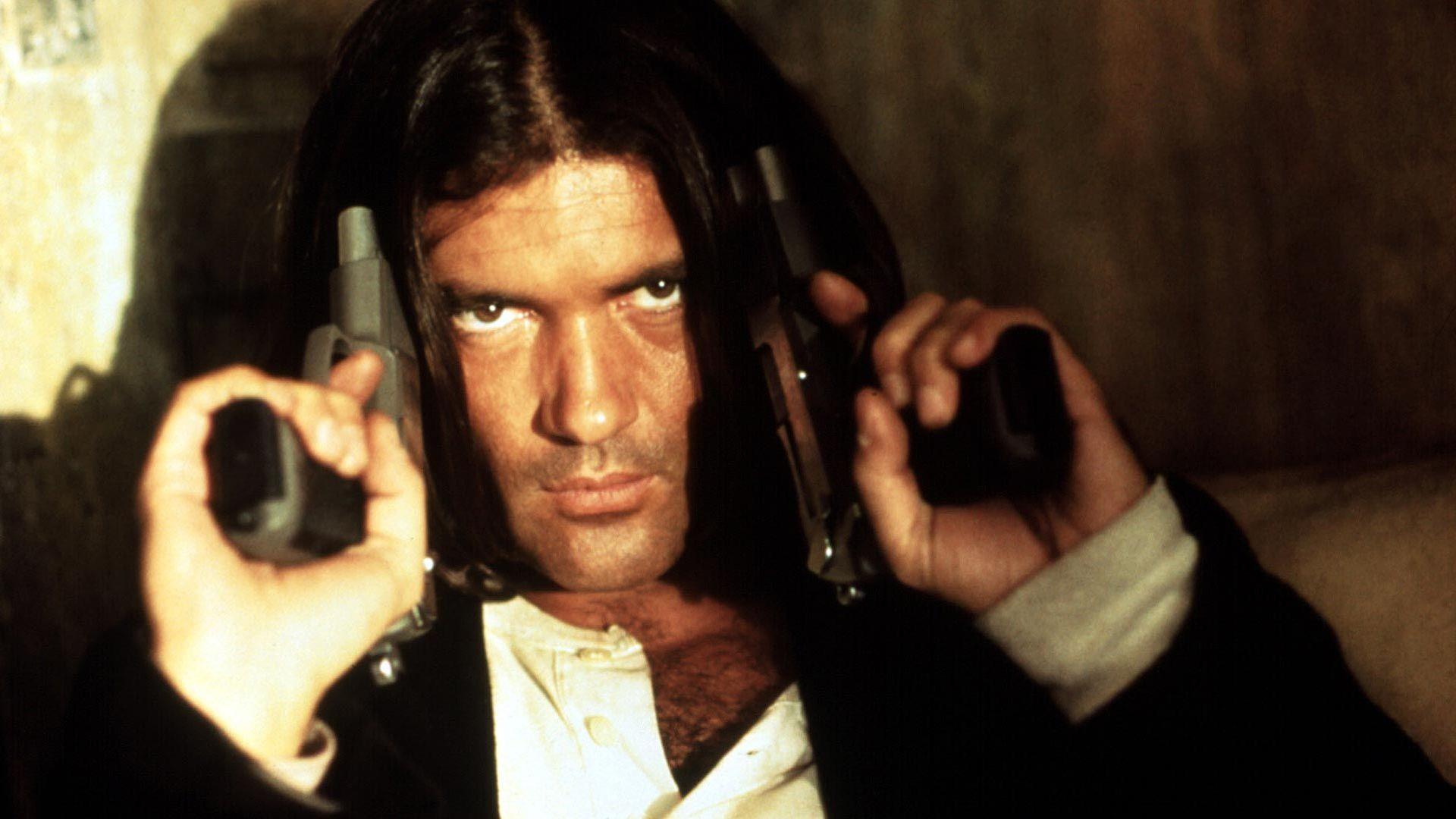 """Antonio Banderas in """"Desperado."""""""