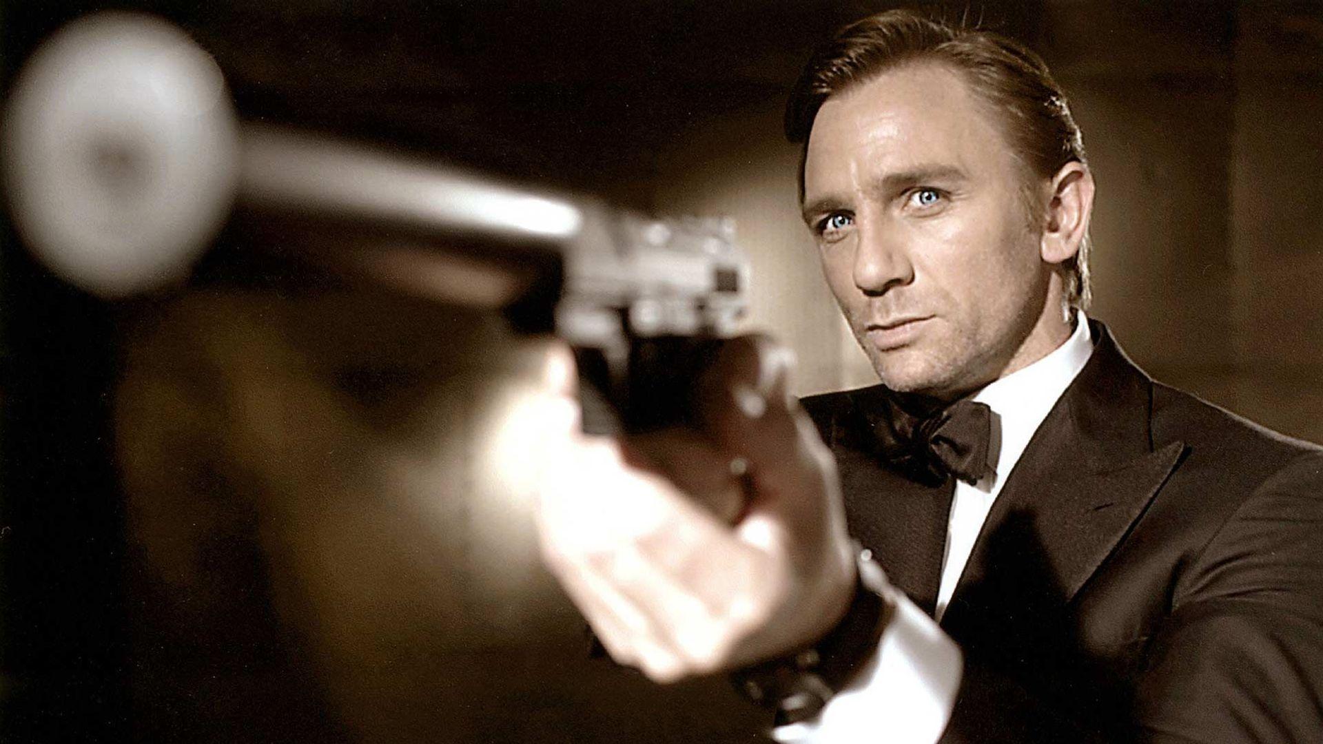 "Daniel Craig in ""Casino Royale."""