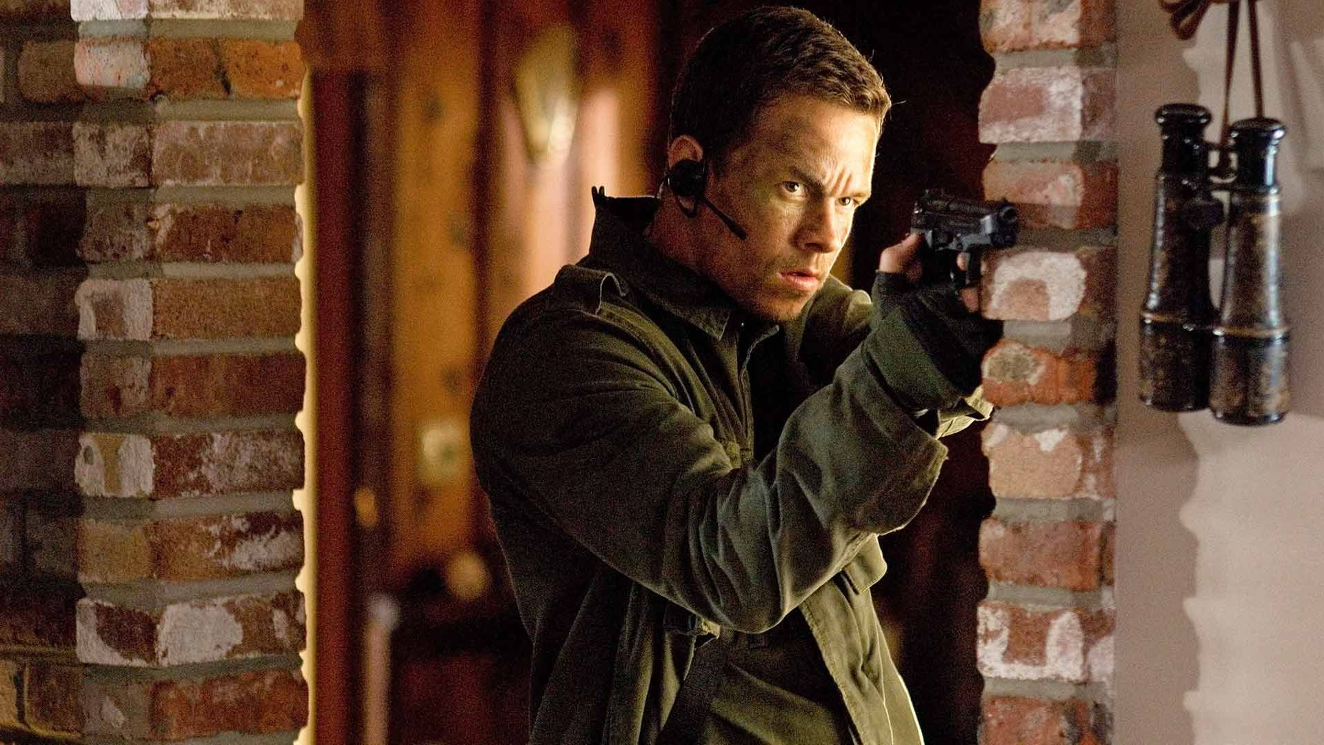 """Mark Wahlberg in """"Shooter."""""""