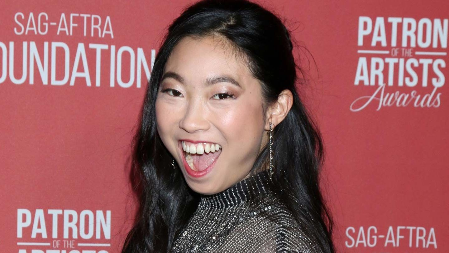 """Awkwafina on """"Hot Ones."""""""