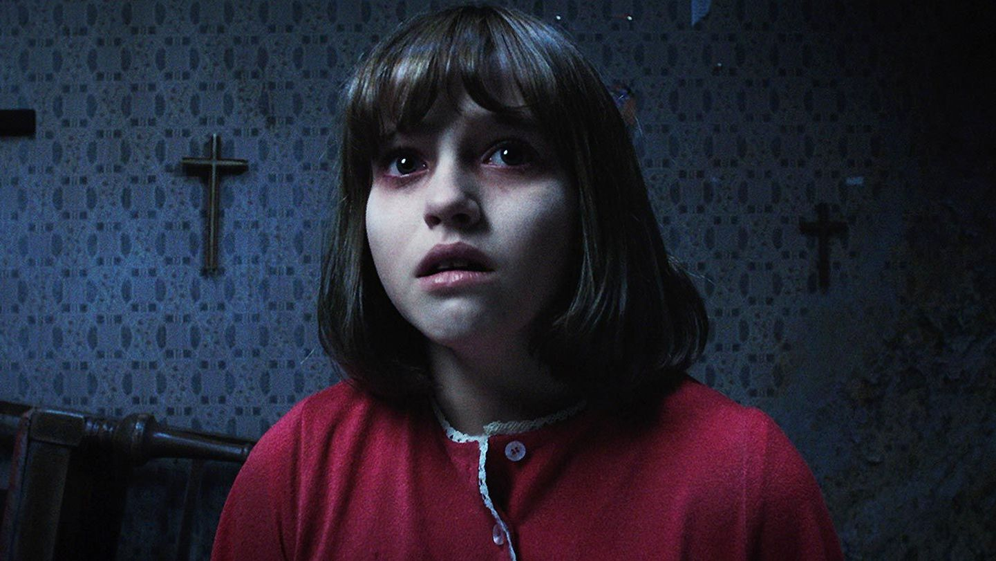 """""""The Conjuring 2"""" from The Conjuring Universe."""