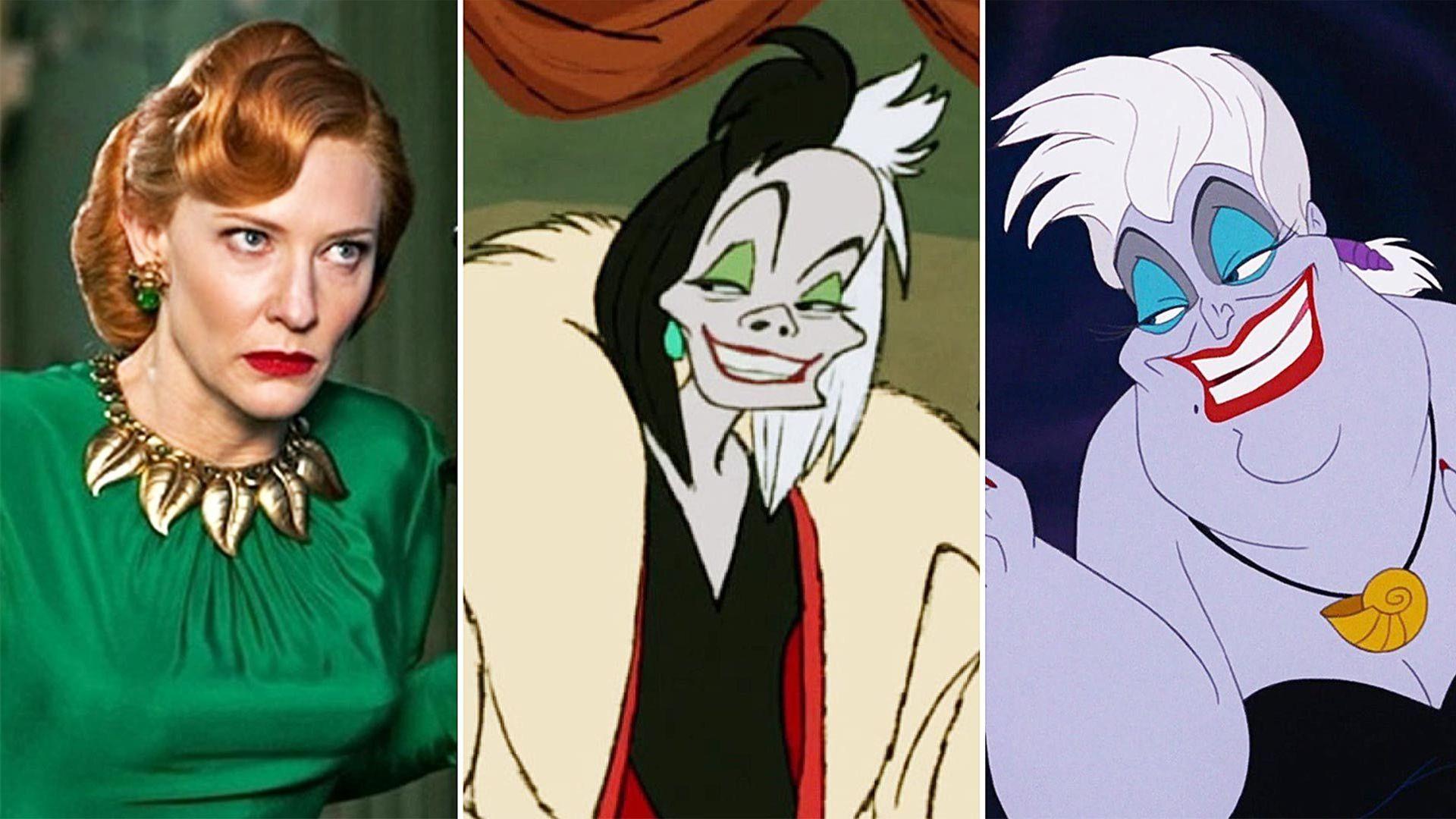 Disney Villainesses Ranked