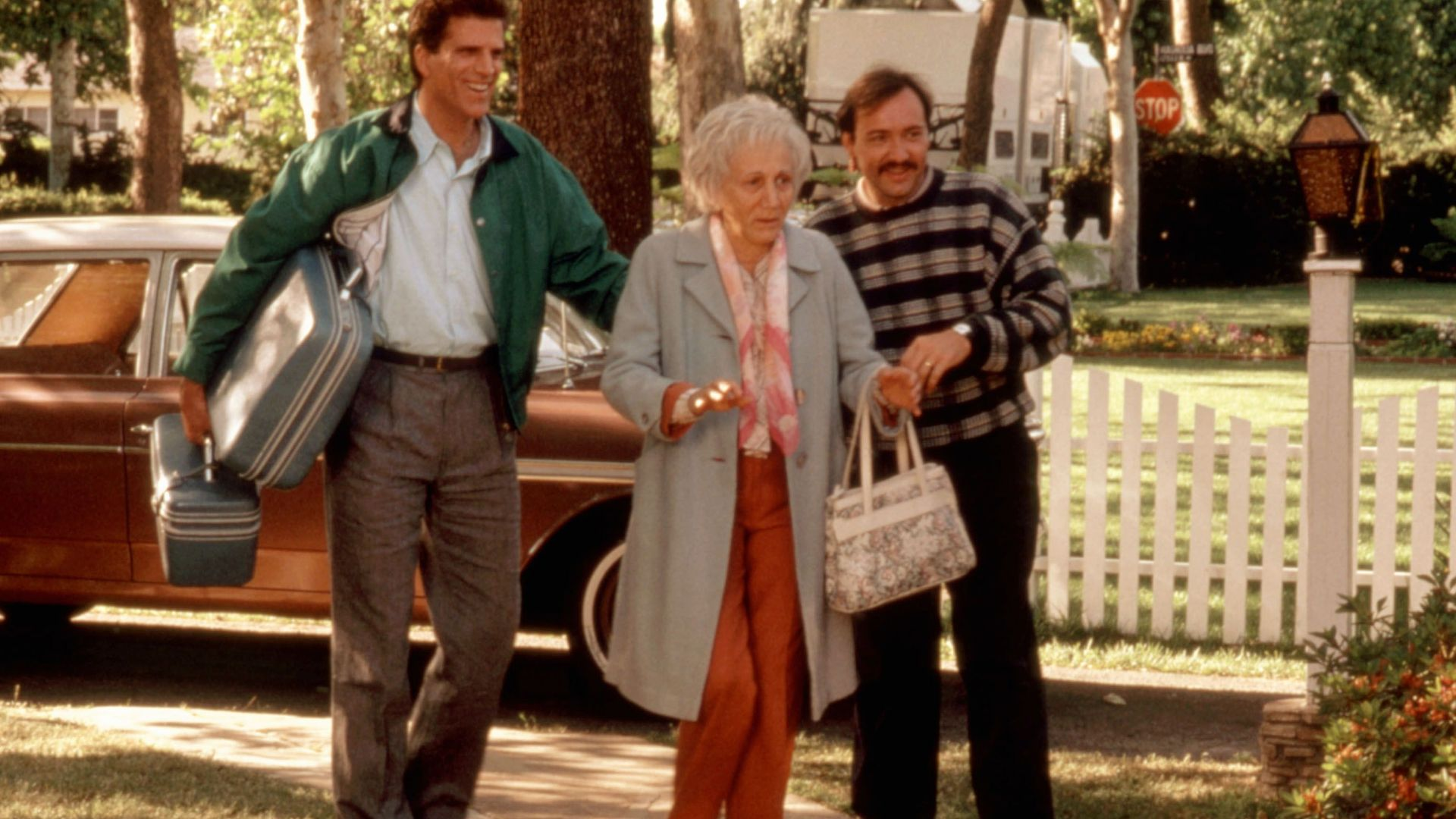 DAD, Ted Danson, Olympia Dukakis, Kevin Spacey, 1989.