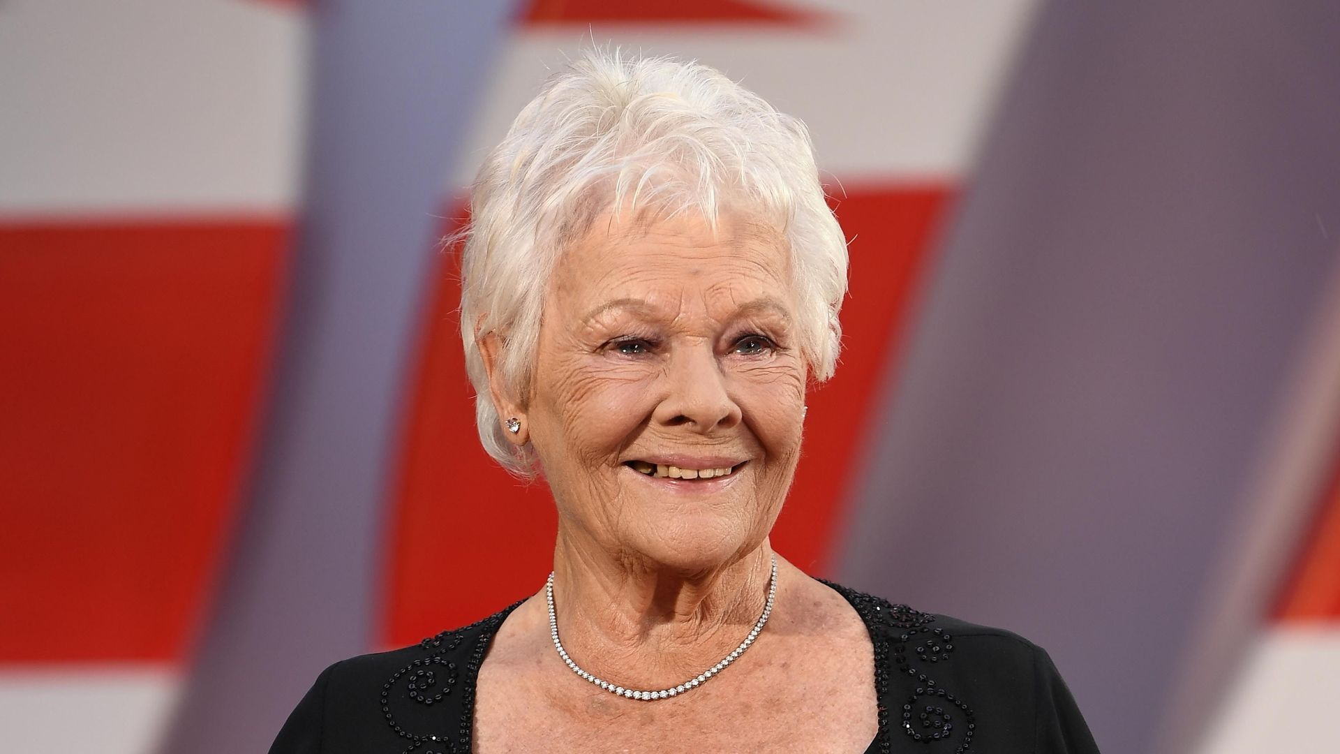 """Dame Judi Dench attends the World Premiere of """"NO TIME TO DIE"""""""