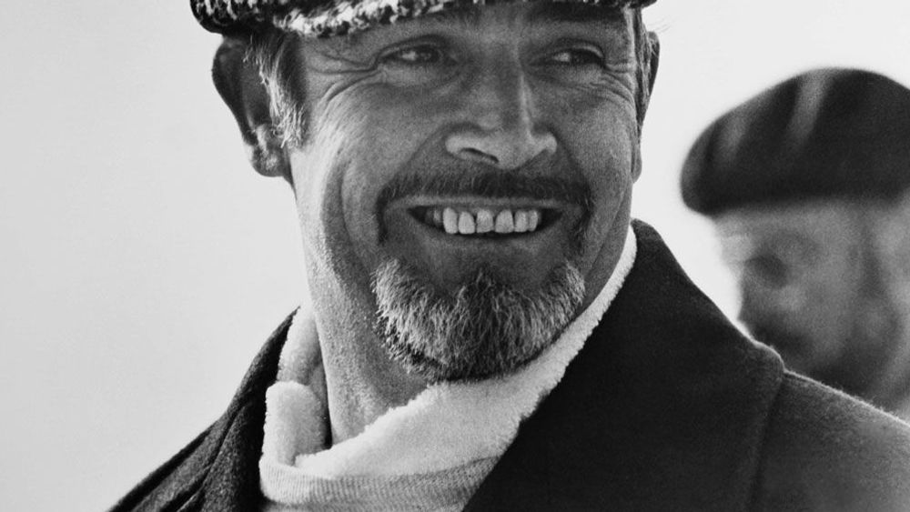 THE NEXT MAN, Sean Connery, 1976