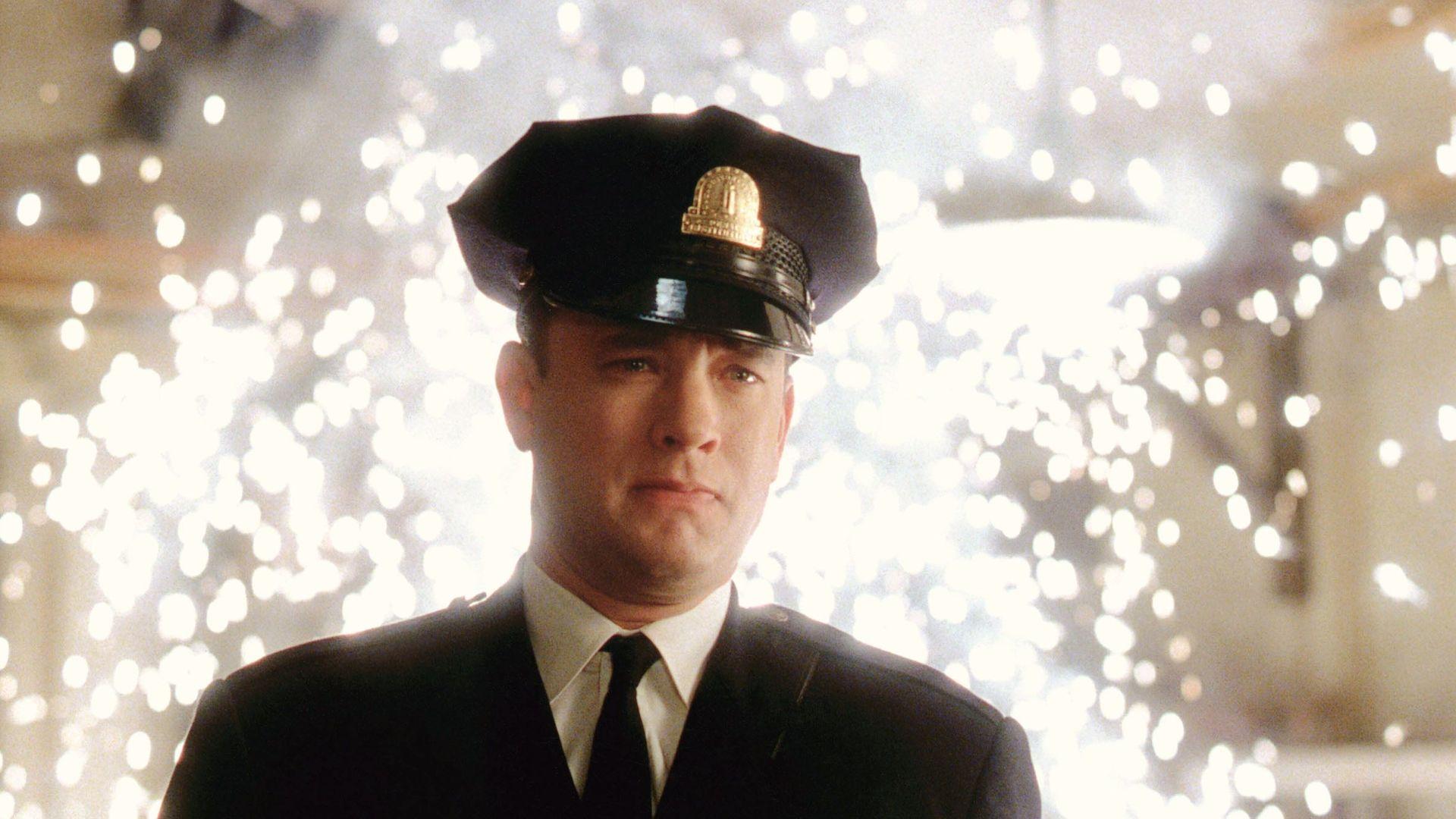 """Tom Hanks in """"The Green Mile."""""""