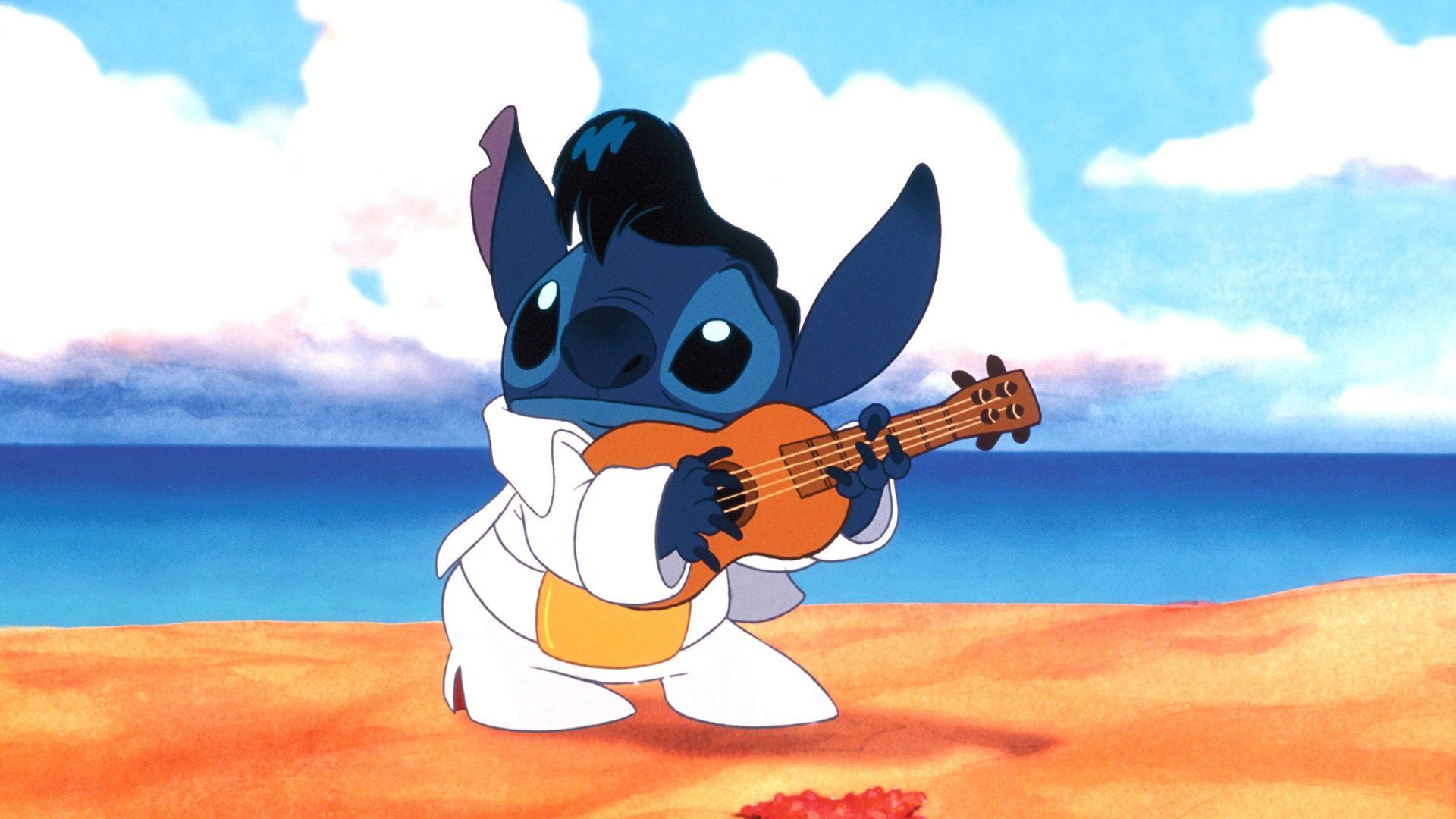 """Stitch from """"Lilo & Stitch."""""""