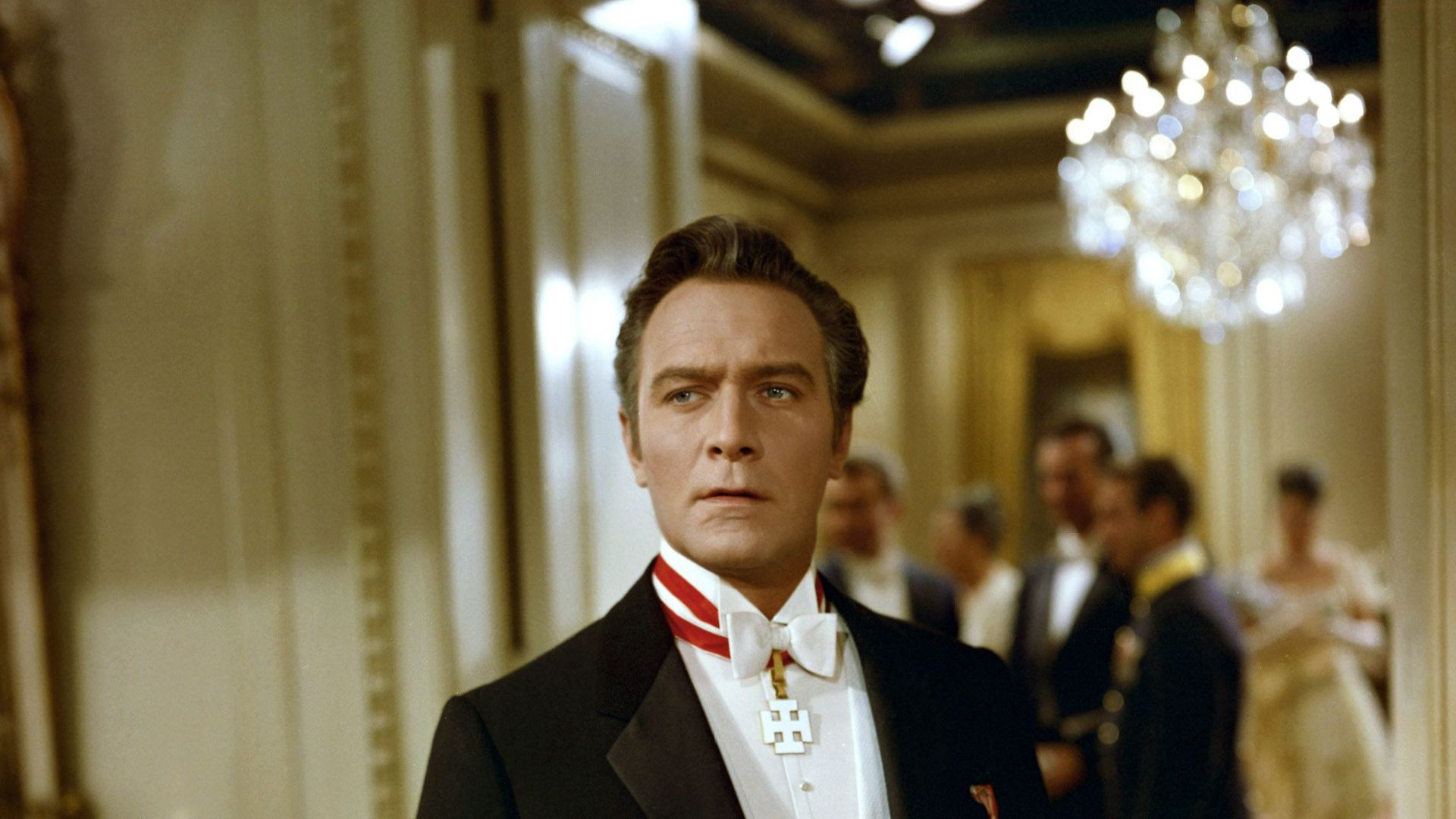 THE SOUND OF MUSIC, Christopher Plummer, 1965.