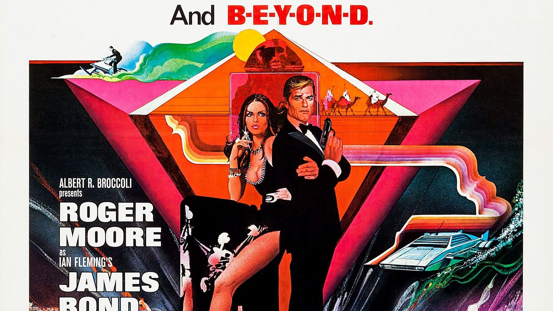 Bond Posters: The Spy Who Loved Me