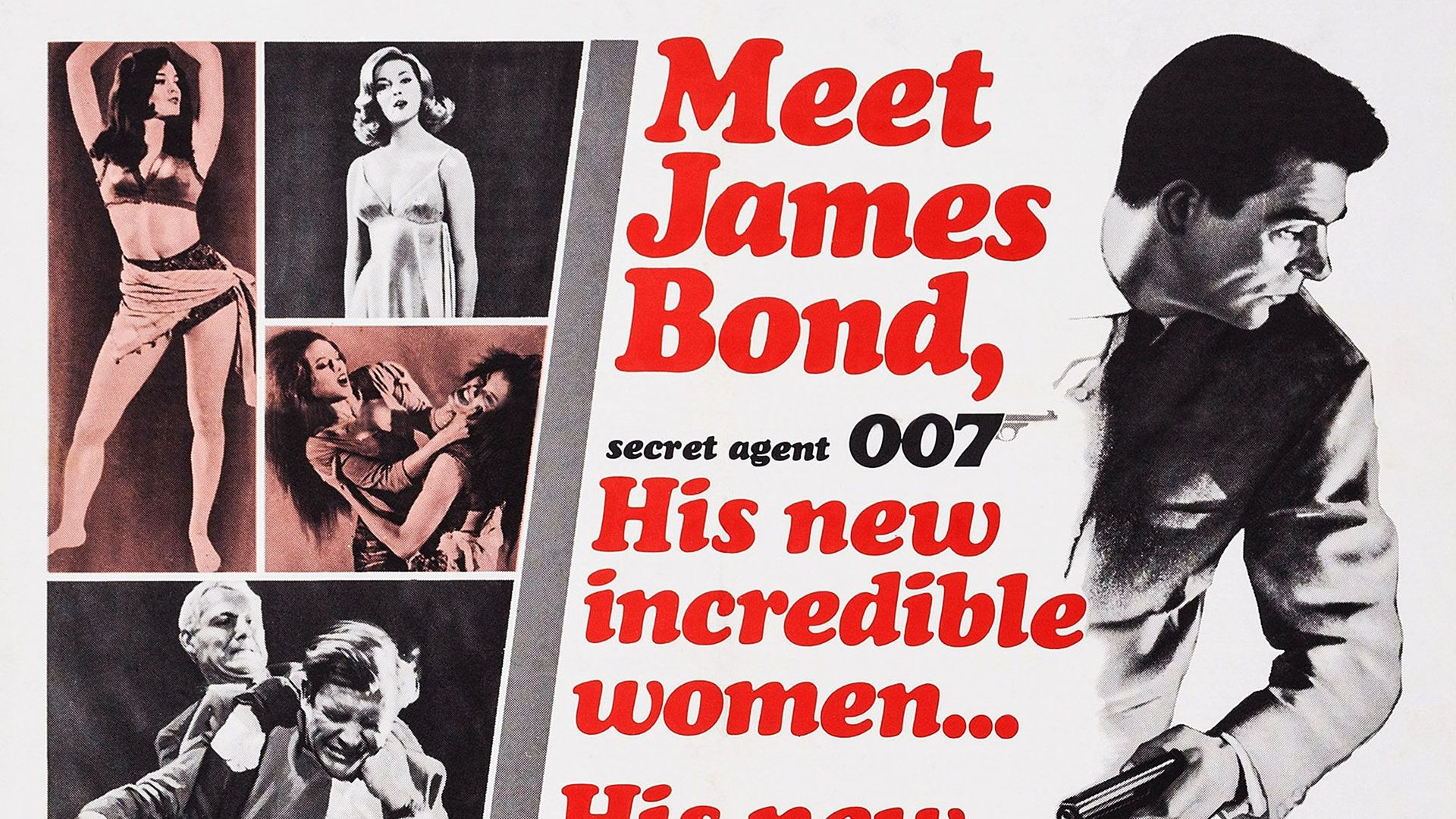 Bond Posters: From Russia with Love
