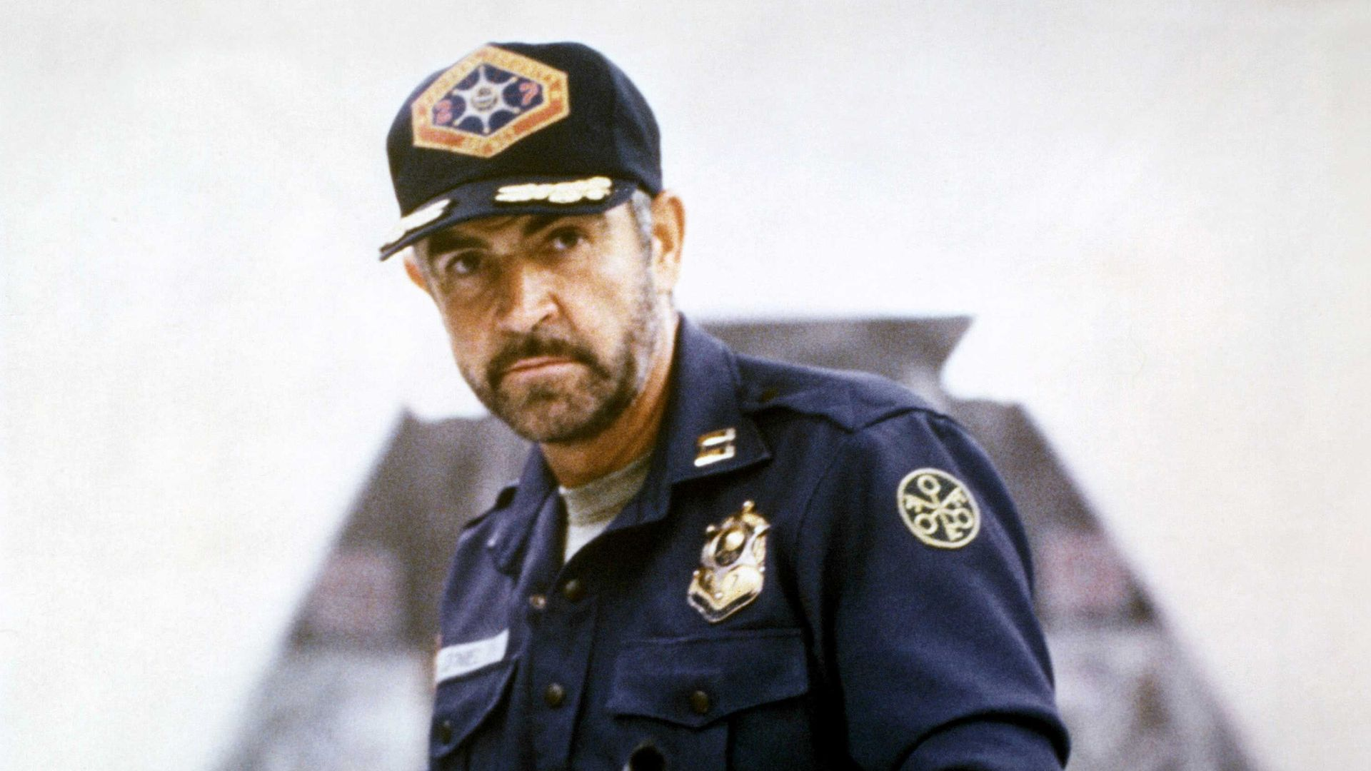 OUTLAND, Sean Connery, 1981.