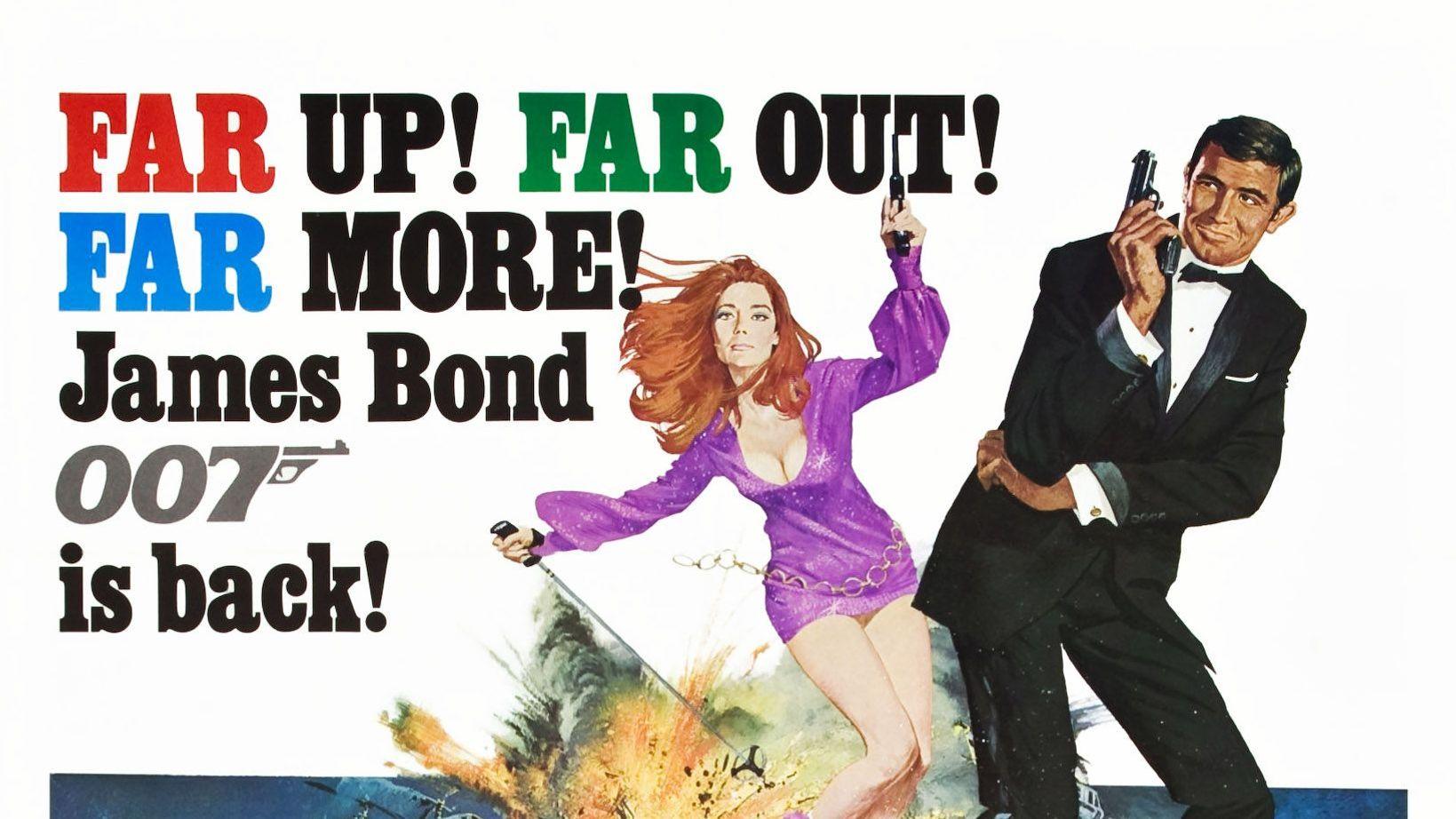 Bond Posters: On Her Majesty's Secret Service