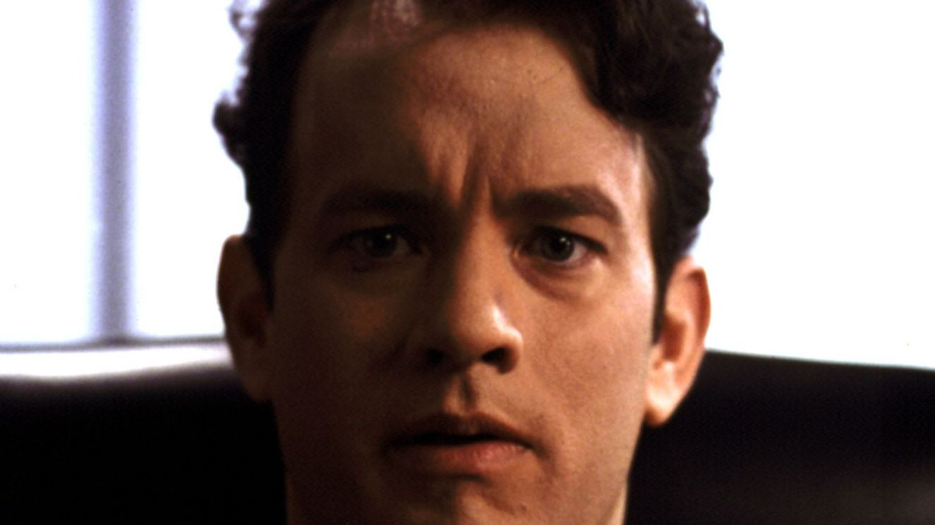 "Tom Hanks in ""Philadelphia."""