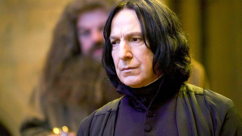 A Captivating Movie Antihero: Harry Potter's Severus Snape