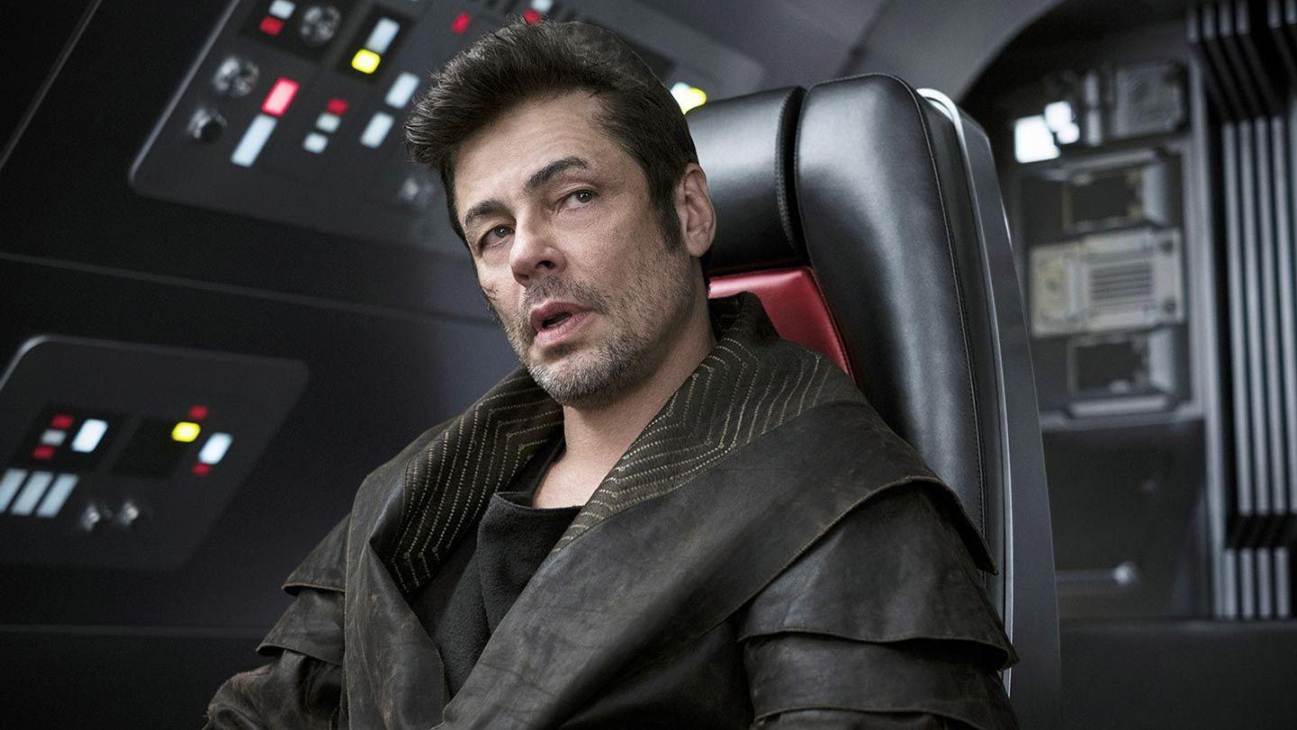 Benicio del Toro: Hispanic Heritage Month Actor Highlights