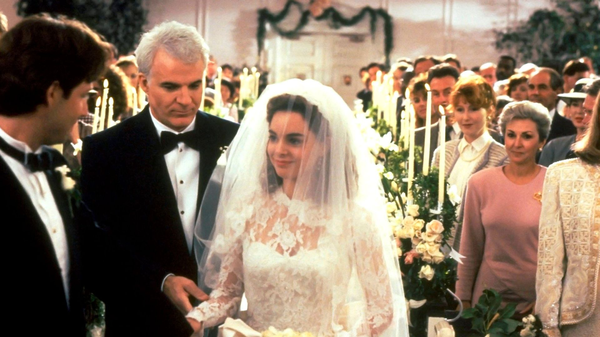 """Steve Martin as George Banks in """"Father of the Bride."""""""